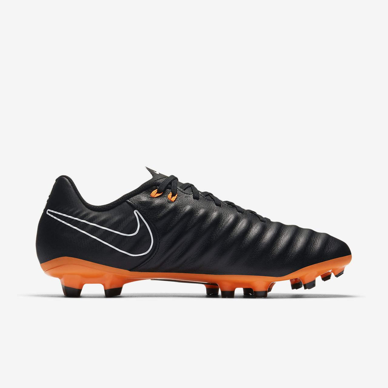 Nike Tiempo Legend - Zapatillas de Fútbol de Piel Hombre, Color Azul, Talla 42