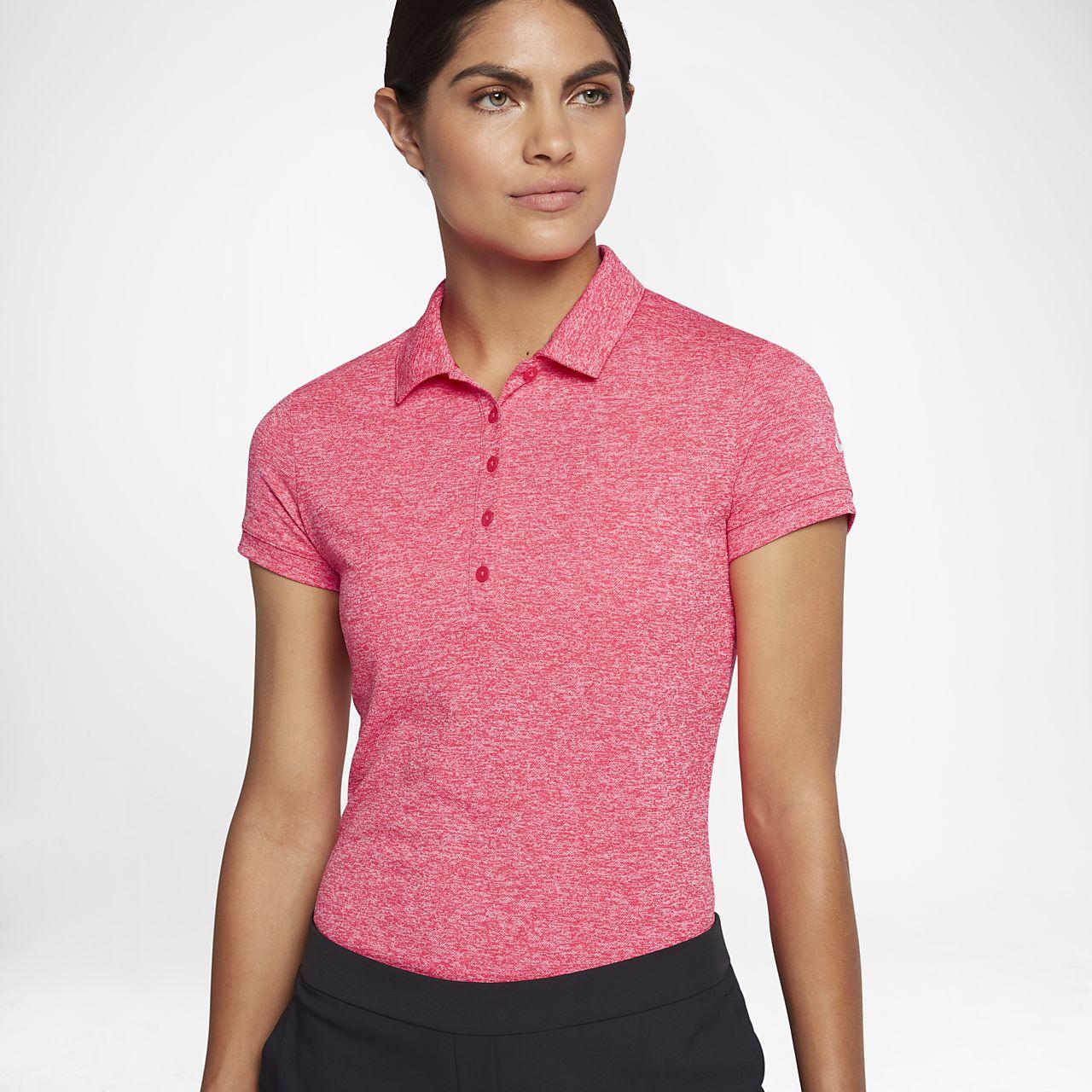 ... Nike Dry - golfpolo til kvinder
