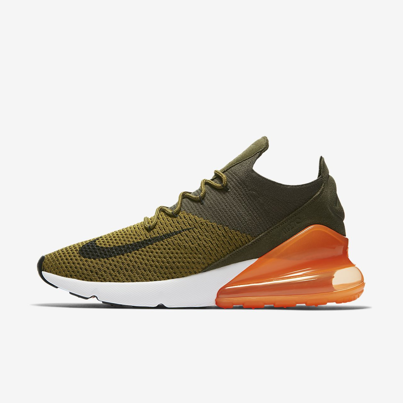 Nike Air Max 270 Flyknit Men s Shoe. Nike.com 14963affebc5