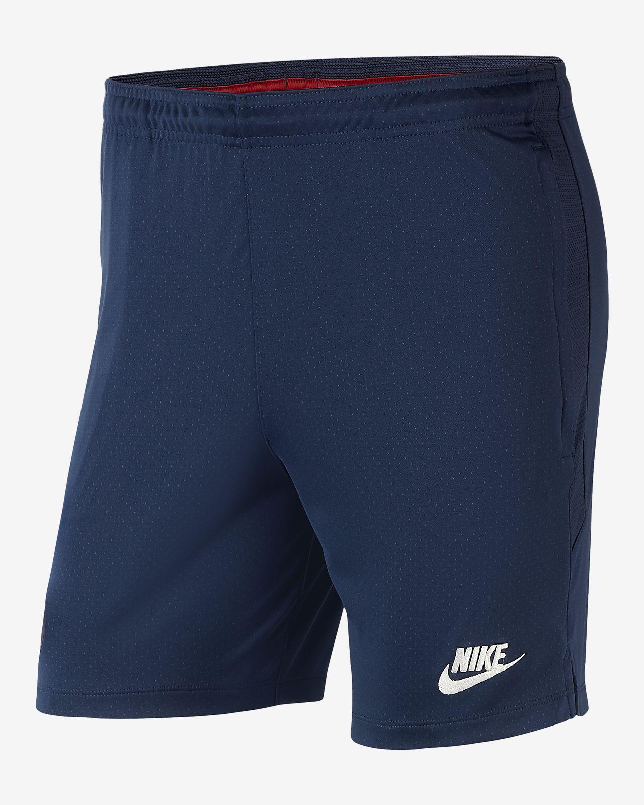 Fotbollsshorts Nike Dri-FIT Paris Saint-Germain Strike för män