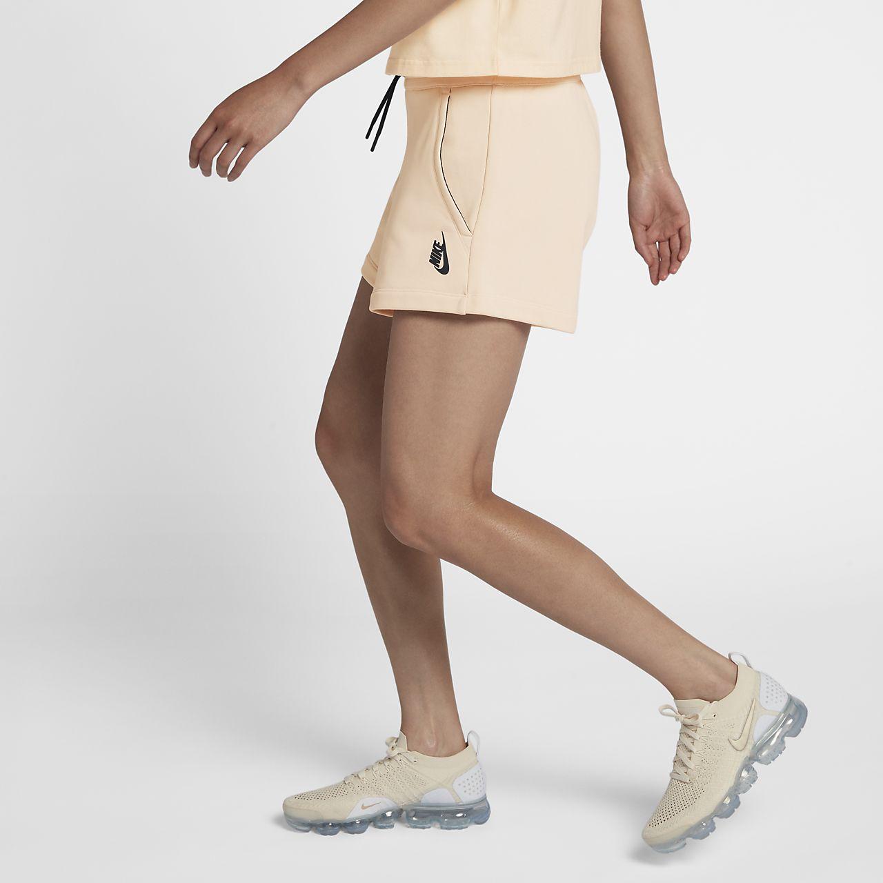 NikeLab Collection 女款 Fleece 短褲