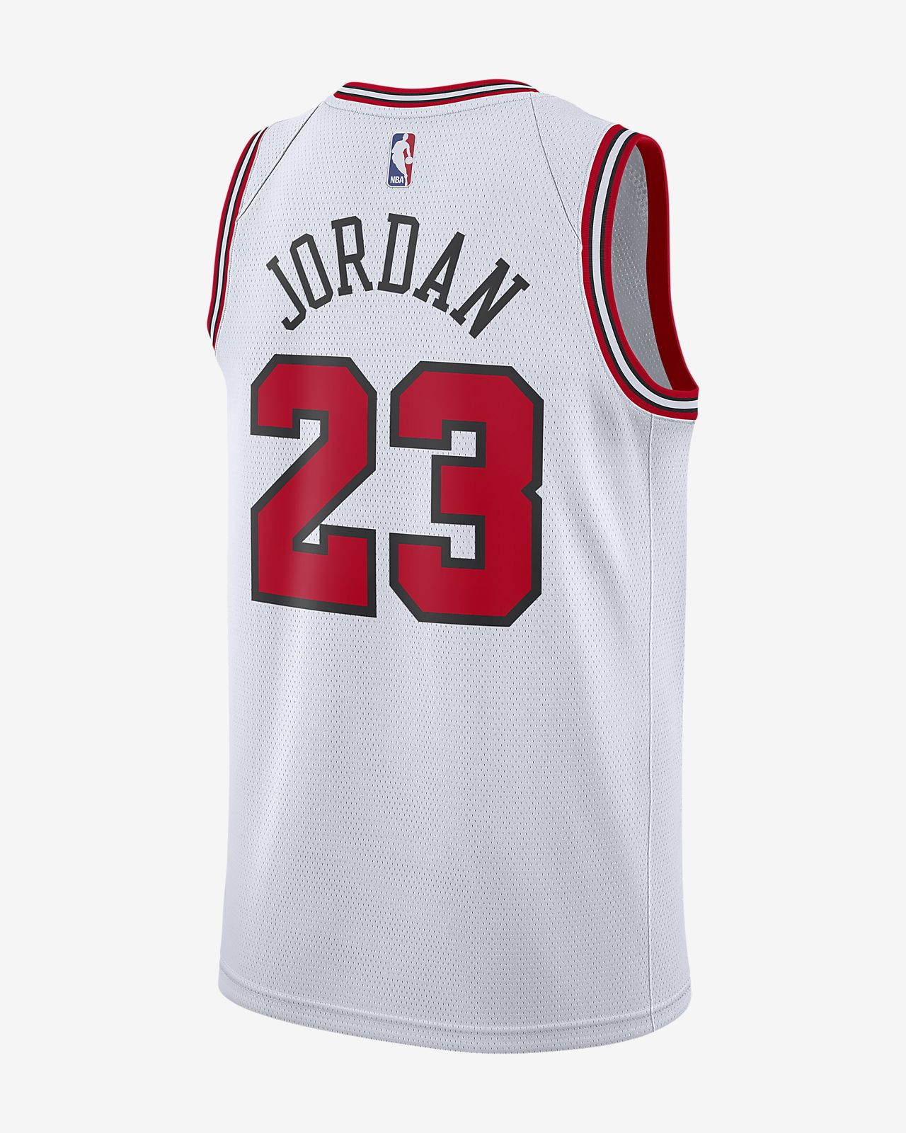 first rate dd783 e18df Michael Jordan Association Edition Swingman (Chicago Bulls) Men's Nike NBA  Connected Jersey