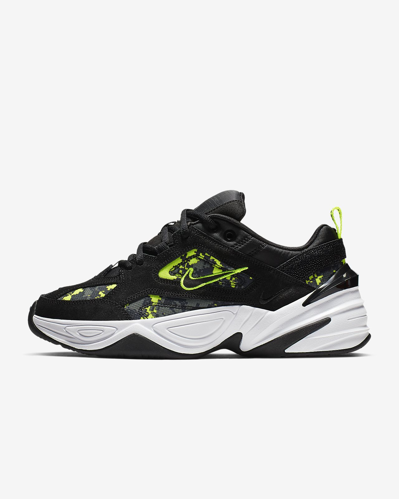 Nike M2K Tekno Camo sko til dame