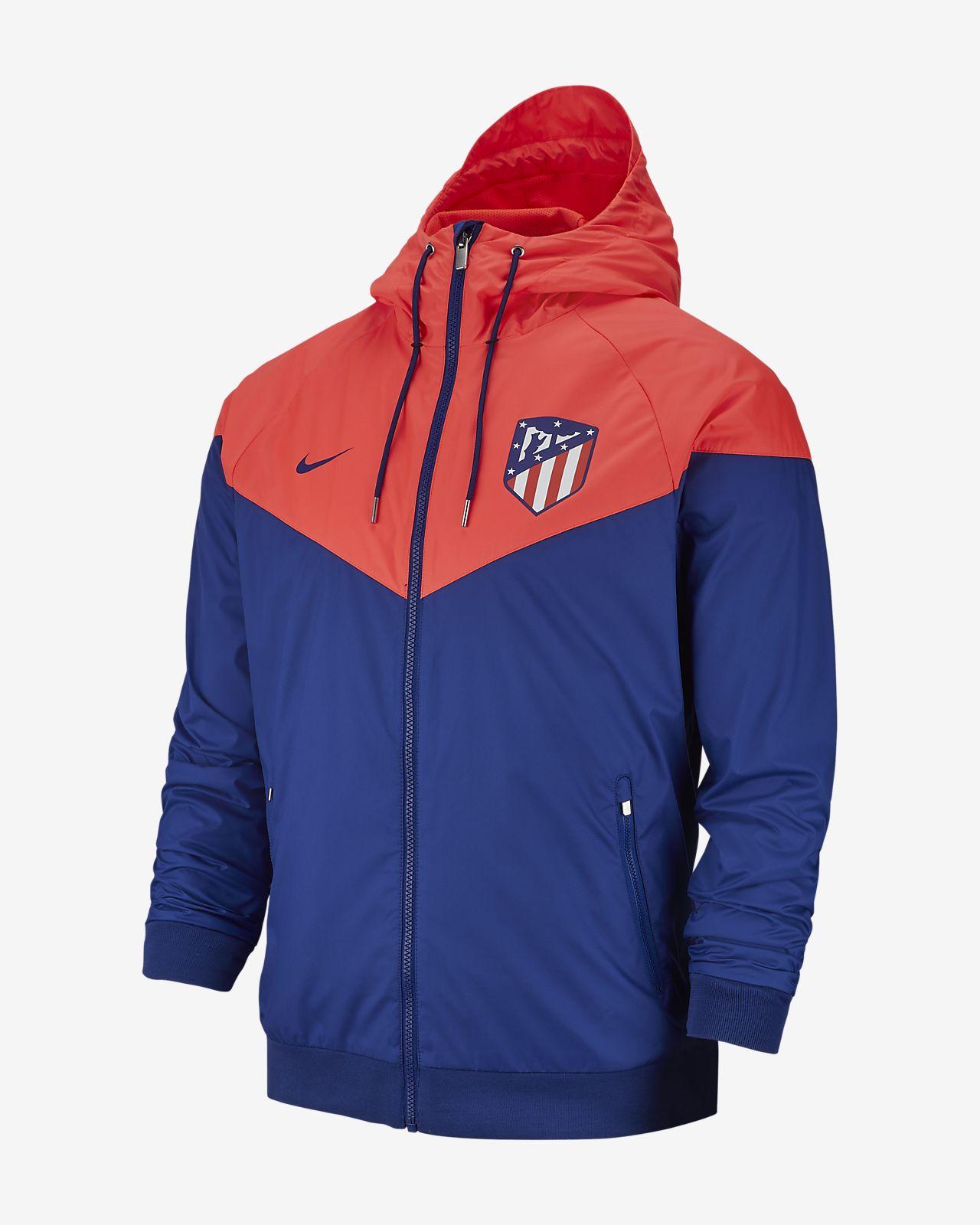 bfe52214773a4 Veste Atletico de Madrid Windrunner pour Homme. Nike.com CH