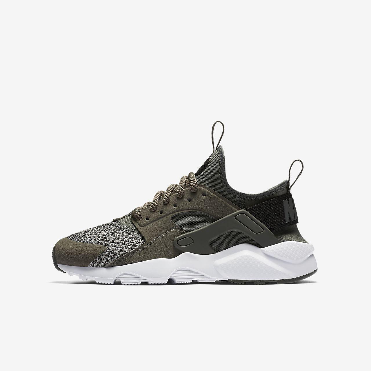 Huarache D'air De Fonctionner Chaussures Nike Ultra Noir mZqN25