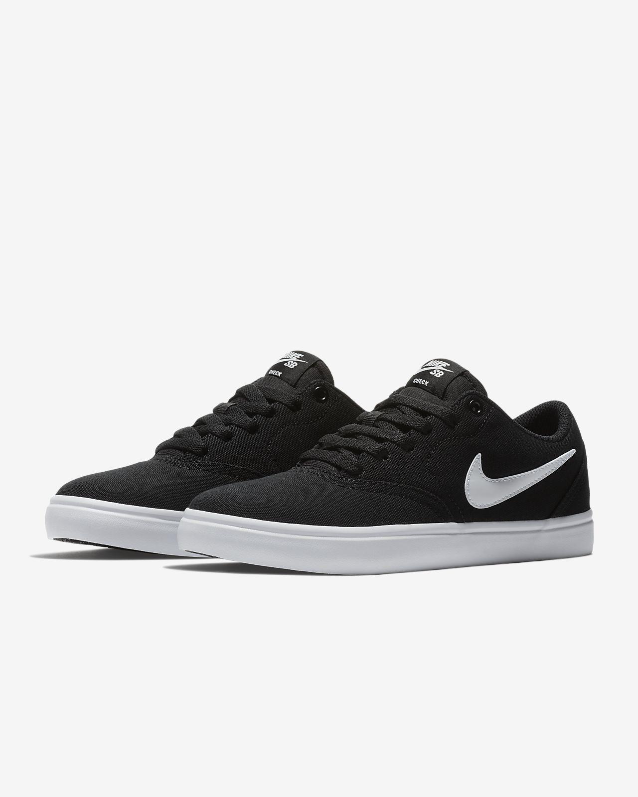 Nike SB Check Solarsoft Canvas Damen Skateboardschuh
