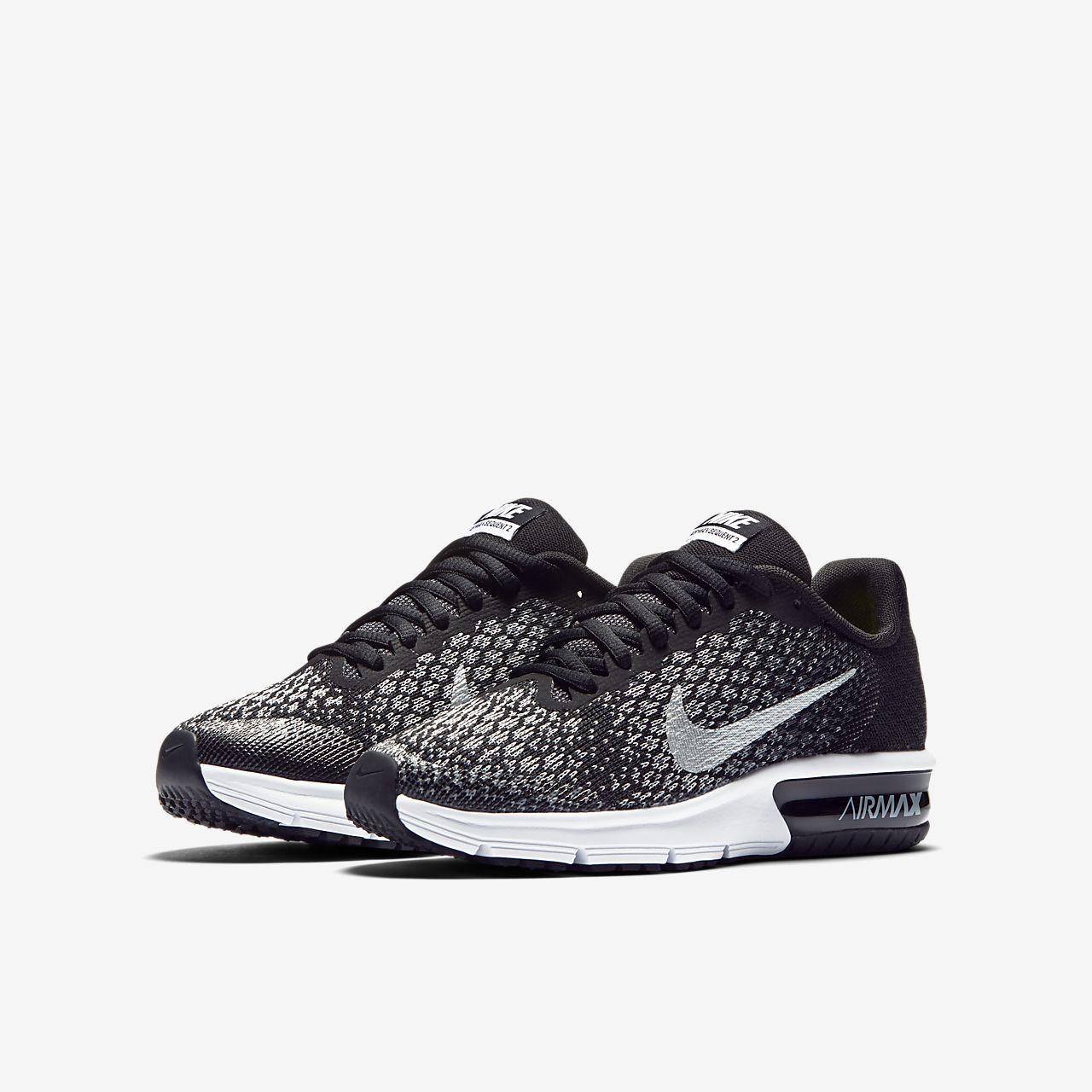big sale b32dd 8cf8b ... Chaussure de running Nike Air Max Sequent 2 pour Enfant plus âgé