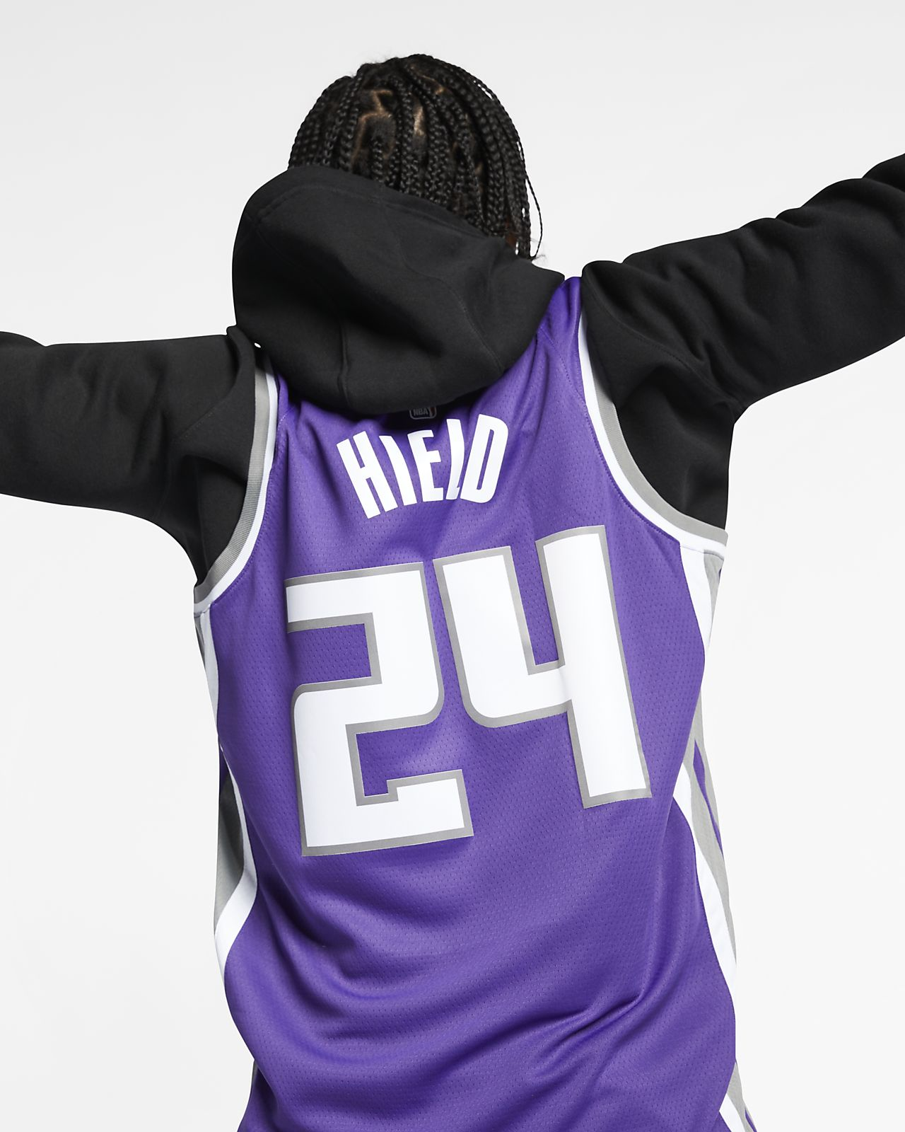 d4933b1e5fb ... Buddy Hield Icon Edition Swingman (Sacramento Kings) Men s Nike NBA  Connected Jersey