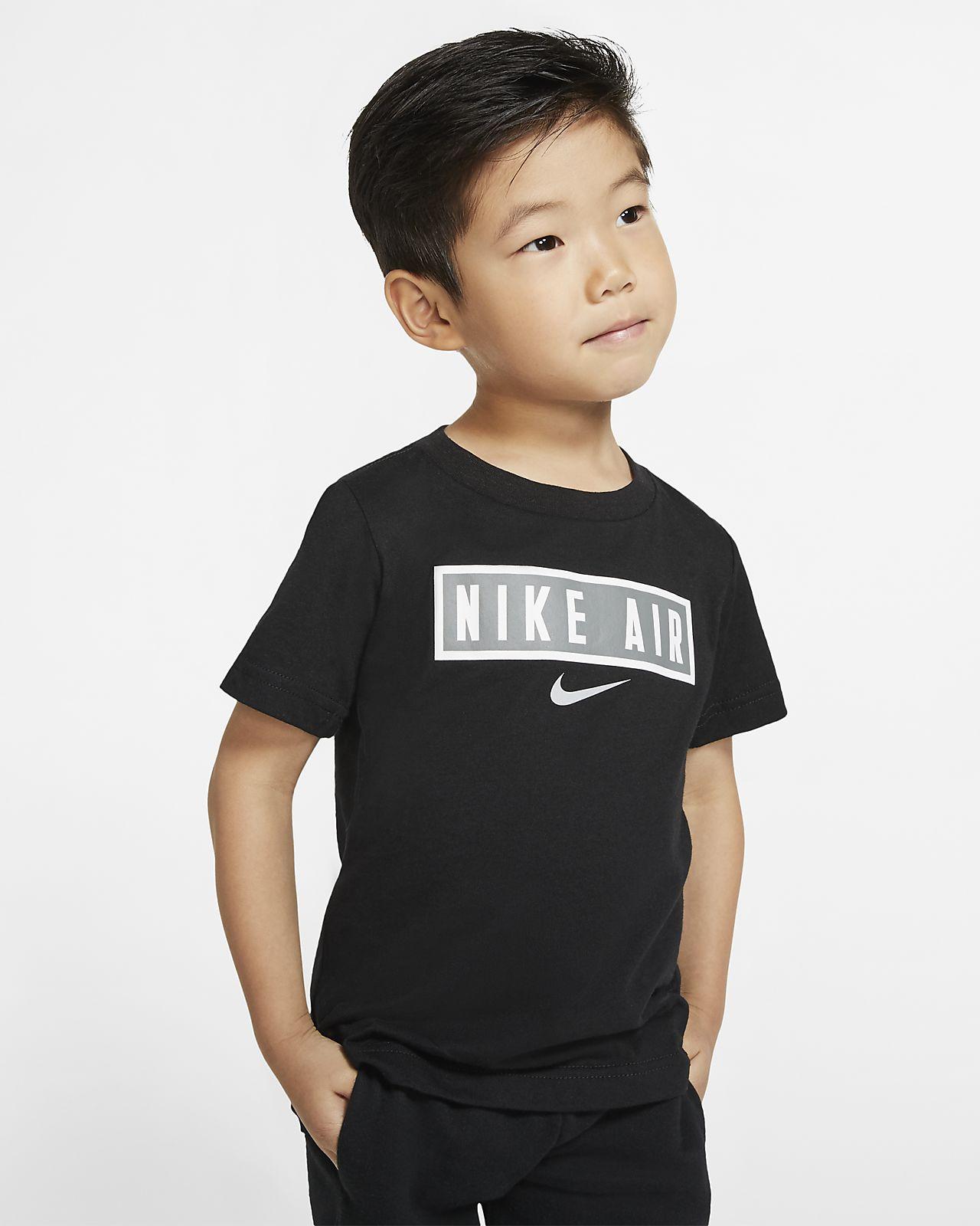 T-shirt a manica corta Nike Air - Bimbi piccoli