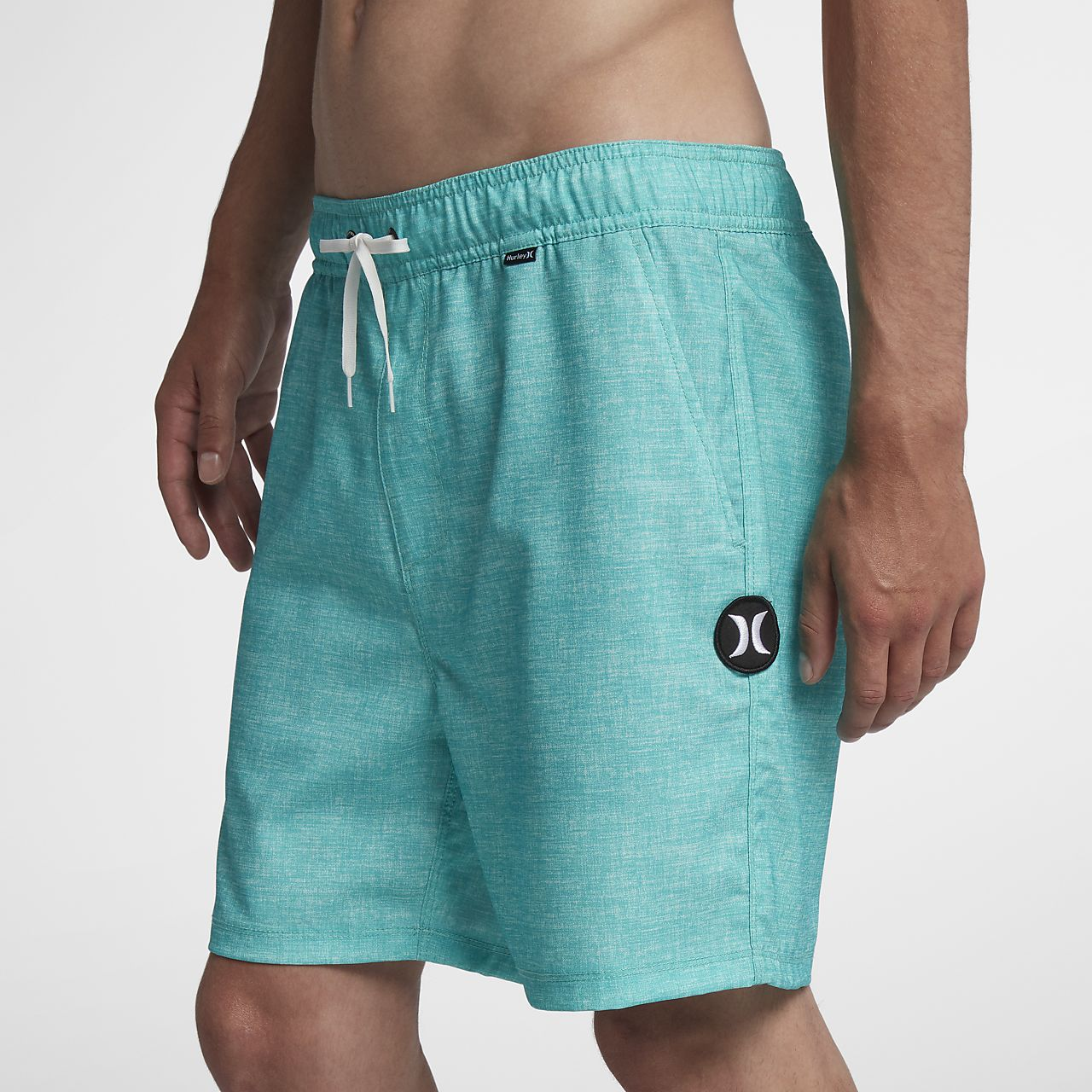"Hurley Heather Volley Men's 17"" Board Shorts"
