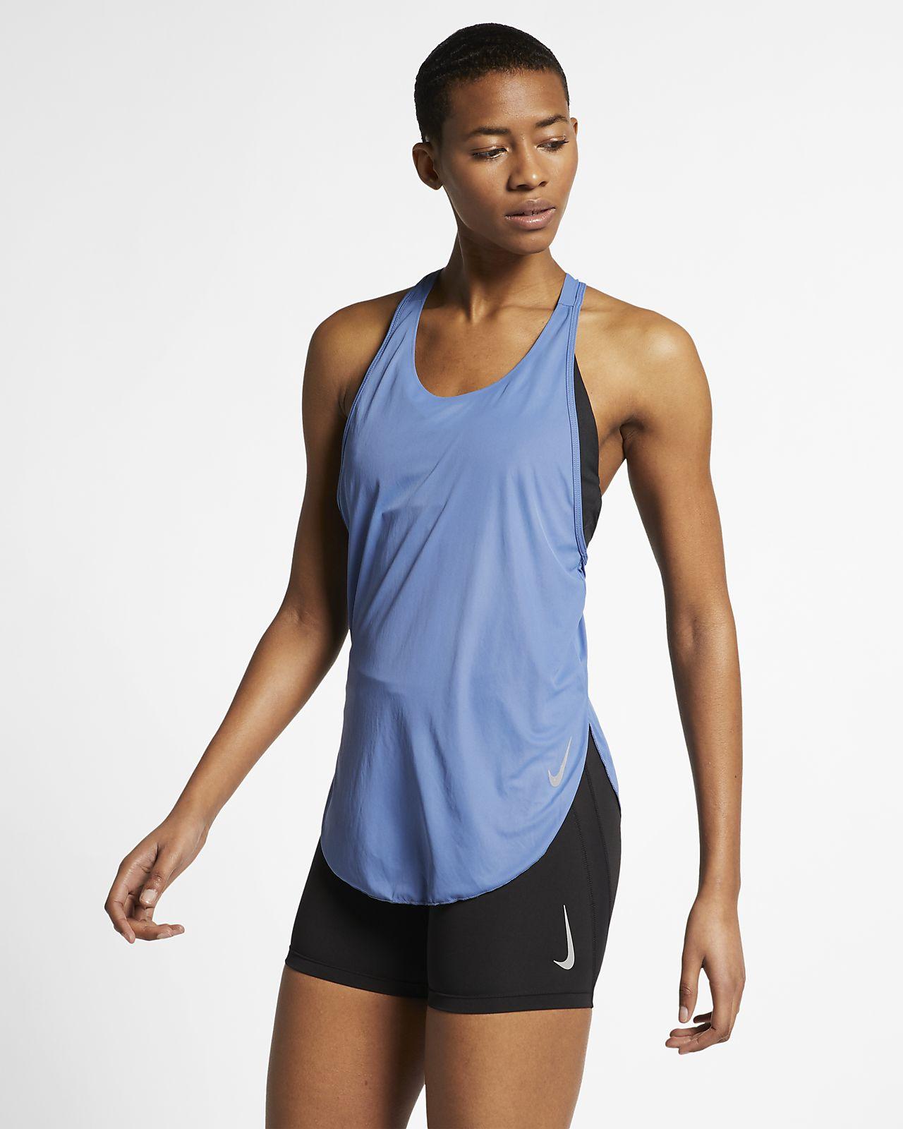 8a79d787d2f70 Nike City Sleek Women s Running Tank. Nike.com
