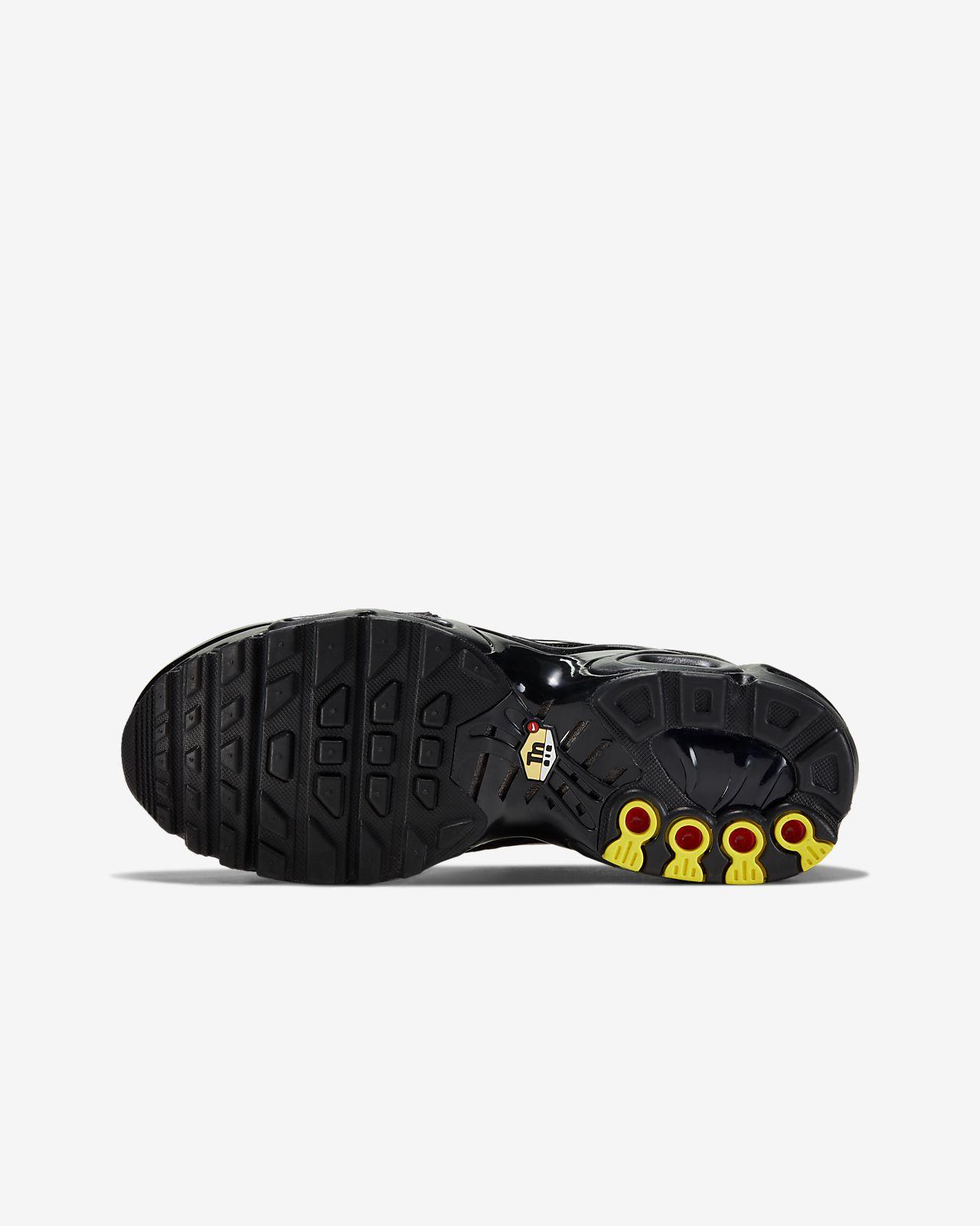 Nike Air Max Plus Tn Se Schuh Für Ältere Kinder Schwarz