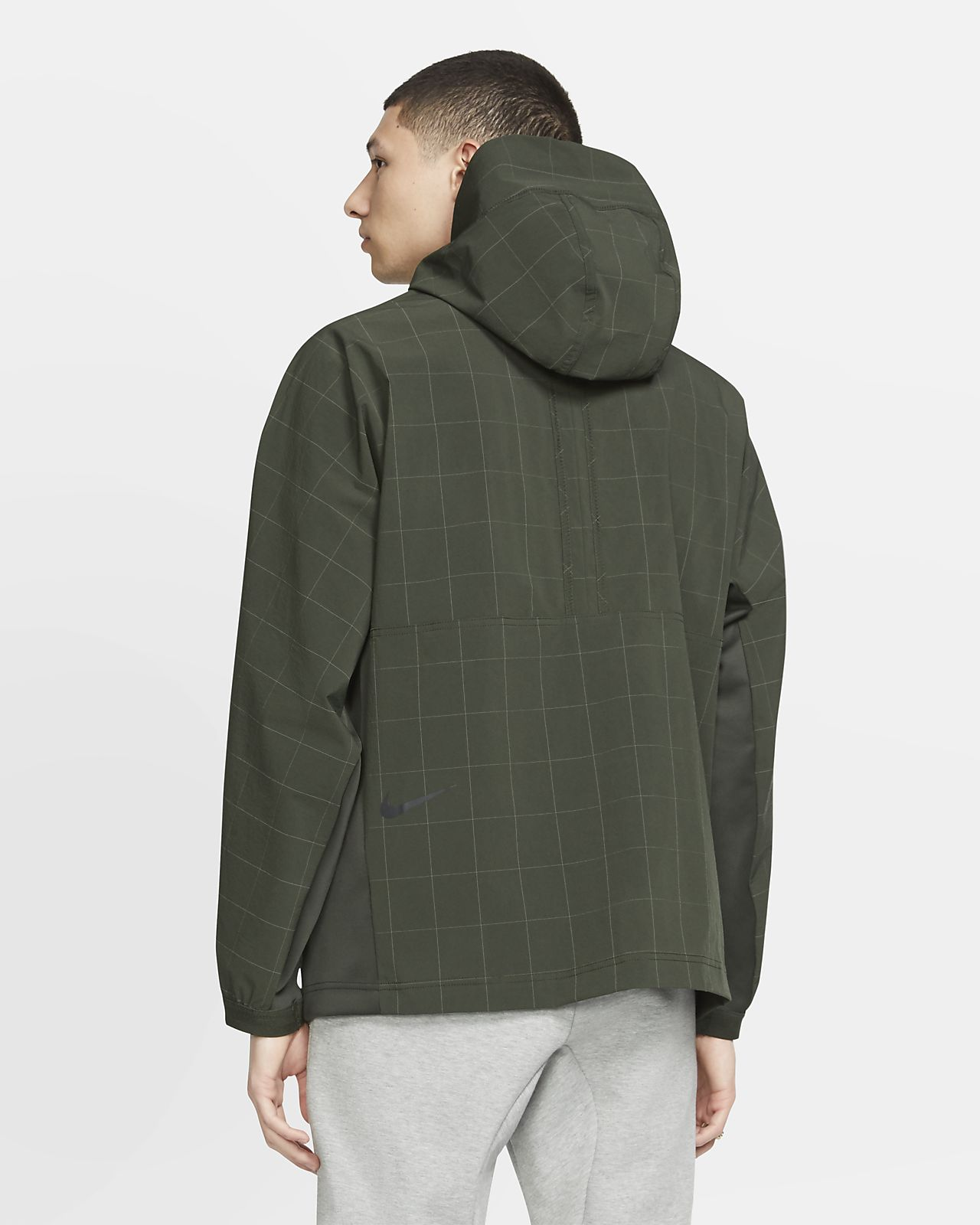 Nike Sportswear Tech Pack Men's Hooded Woven Jacket BV4437 010