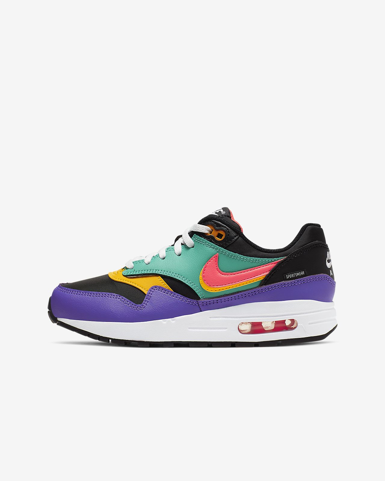 Nike Air Max 1 Game Big Kids' Shoe
