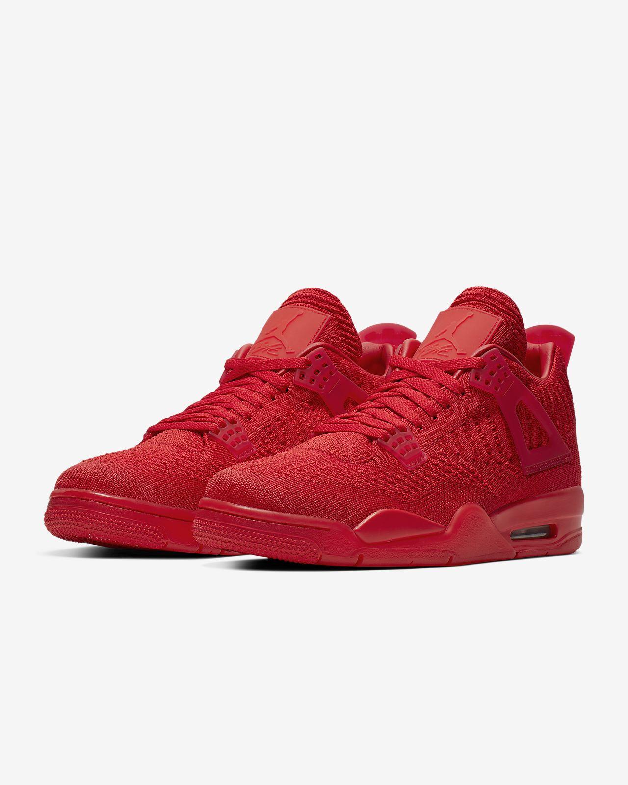 588ea1213b0f7 Air Jordan 4 Retro Flyknit Men's Shoe. Nike.com