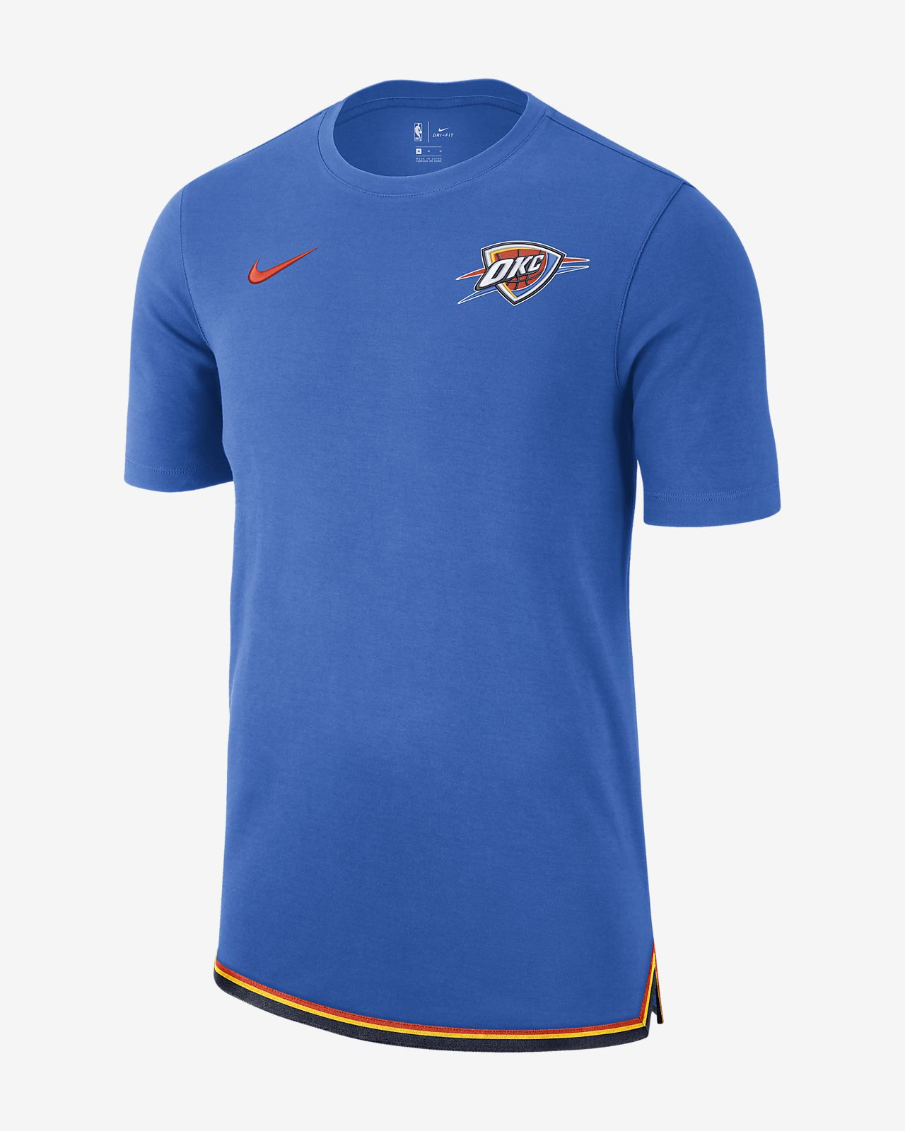 Oklahoma City Thunder Nike Men's NBA Top