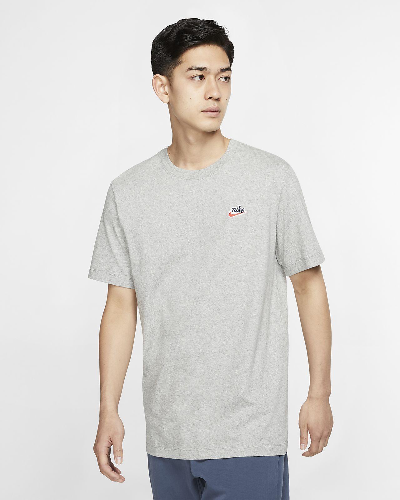 Nike Sportswear Heritage Herren T Shirt
