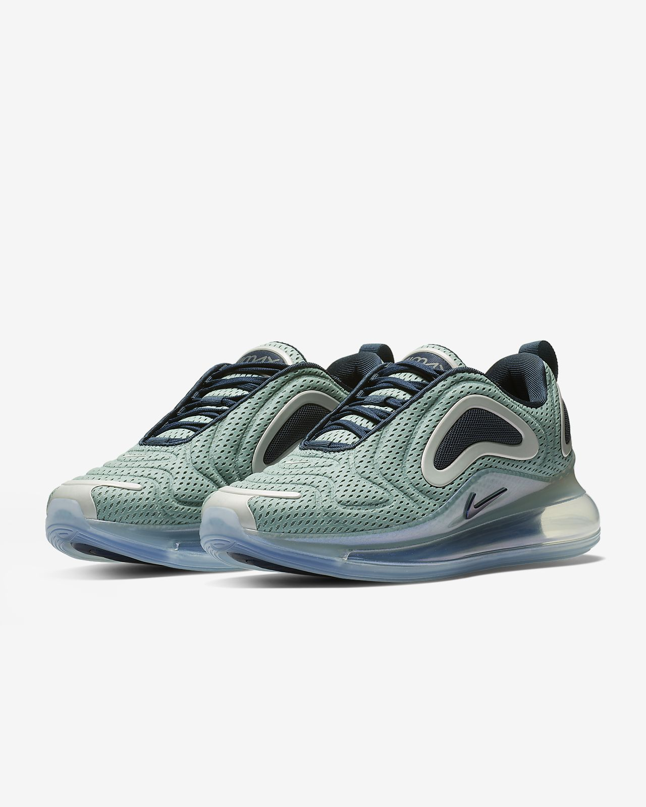 Nike Air Max 720 WMNS 'France' WhiteMidnight Navy Release