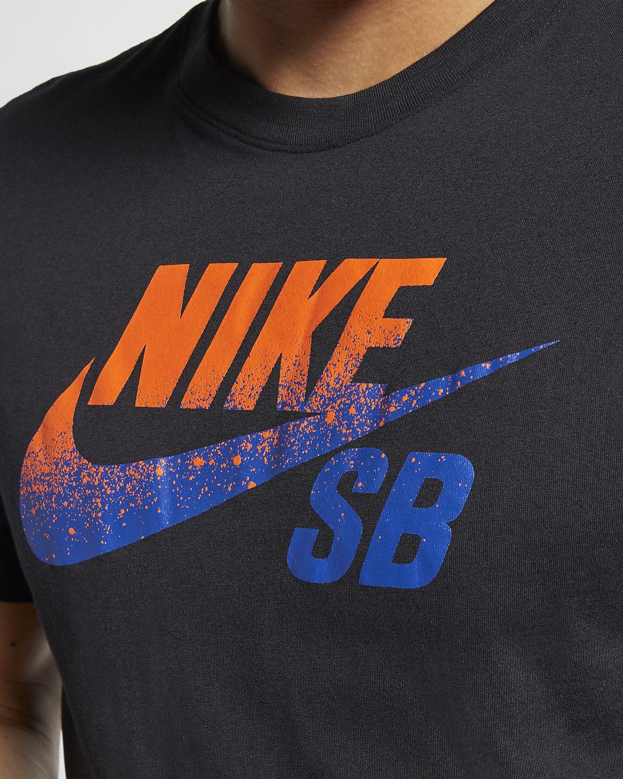 hot sale online 0e154 389d1 ... Nike SB Dri-FIT Men s Logo Skate T-Shirt