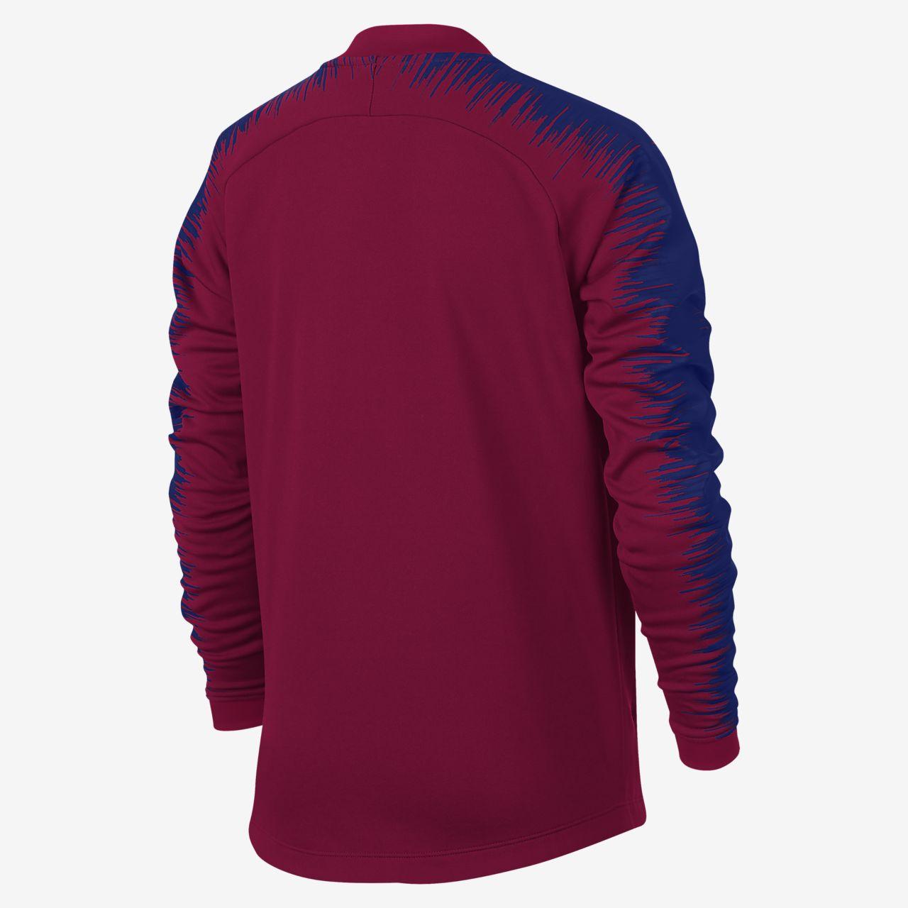 f333165c5 FC Barcelona Anthem Older Kids' Football Jacket. Nike.com SA