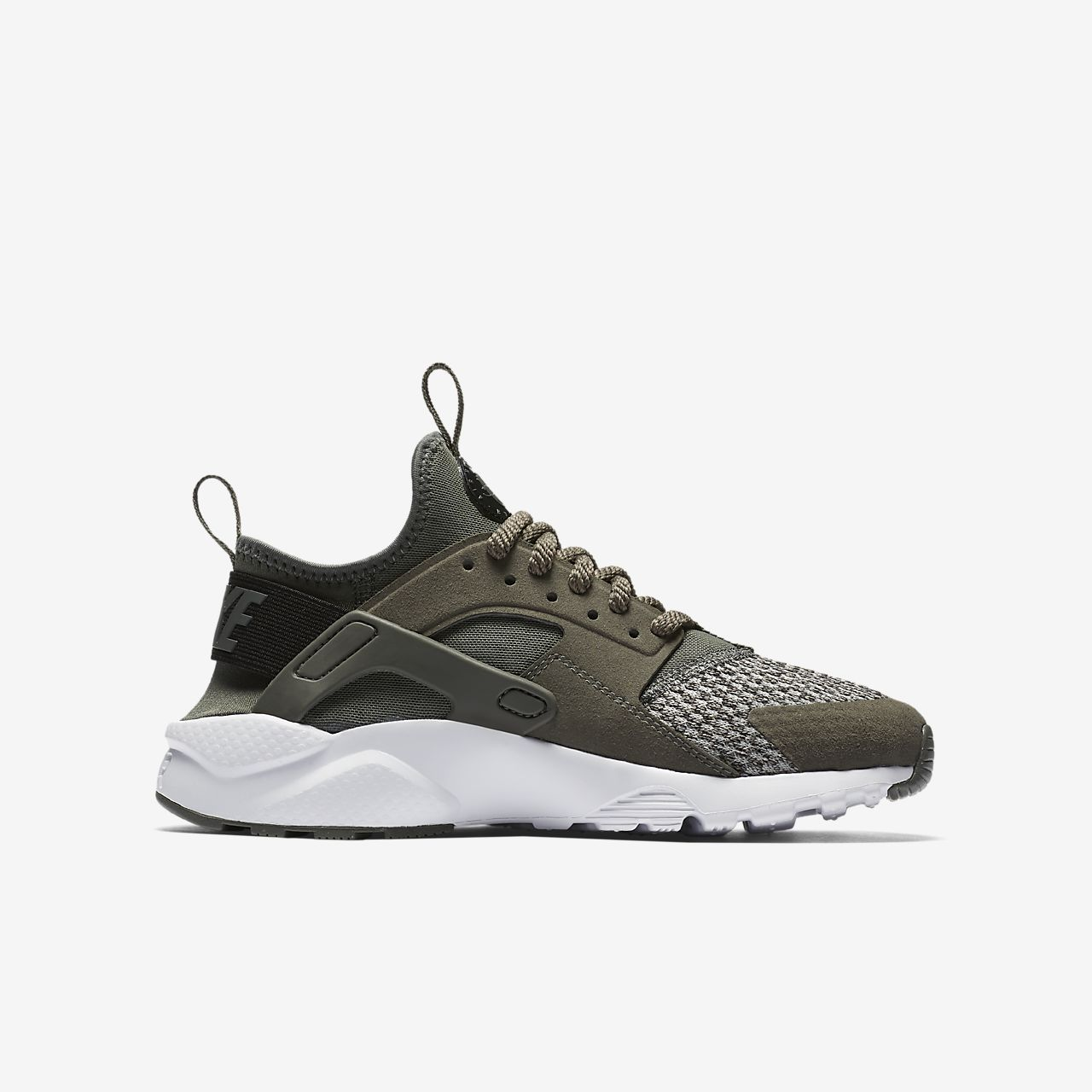 Baskets Nike Air Huarache Run Ultra Se Noir zunWrXR
