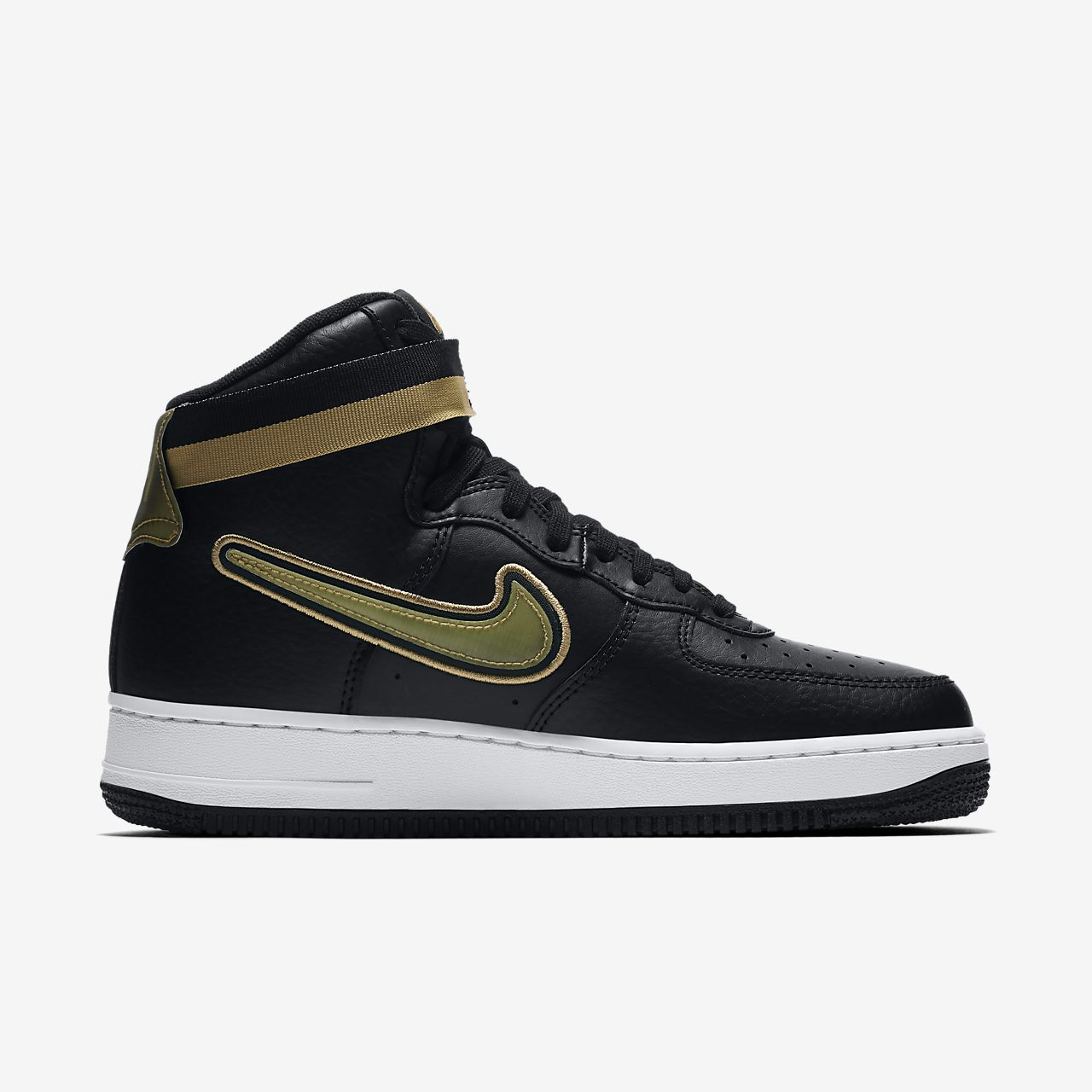 save off 1aeaf 234e0 Chaussure Nike Air Force 1 High '07 LV8 Sport NBA pour Homme. Nike ...