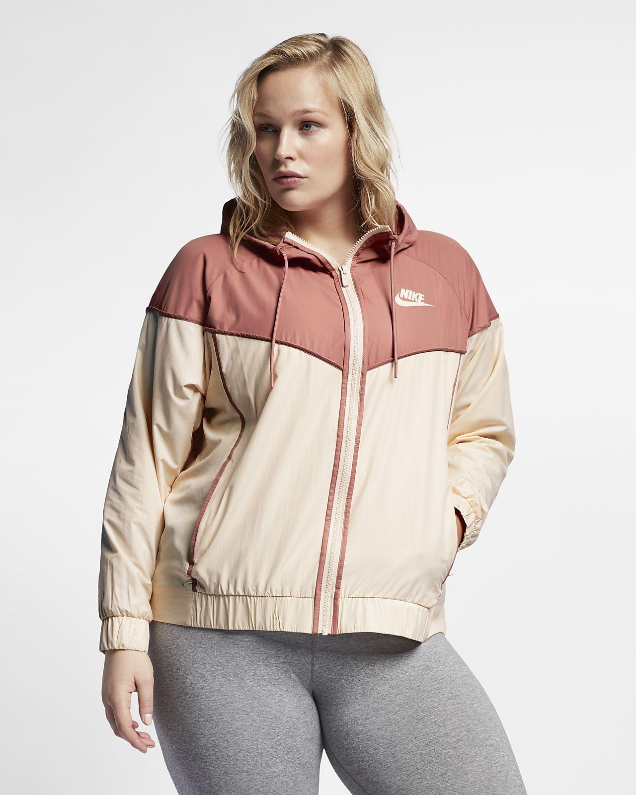 8d74310188cdf Nike Sportswear Windrunner (Plus Size) Women s Jacket. Nike.com CA