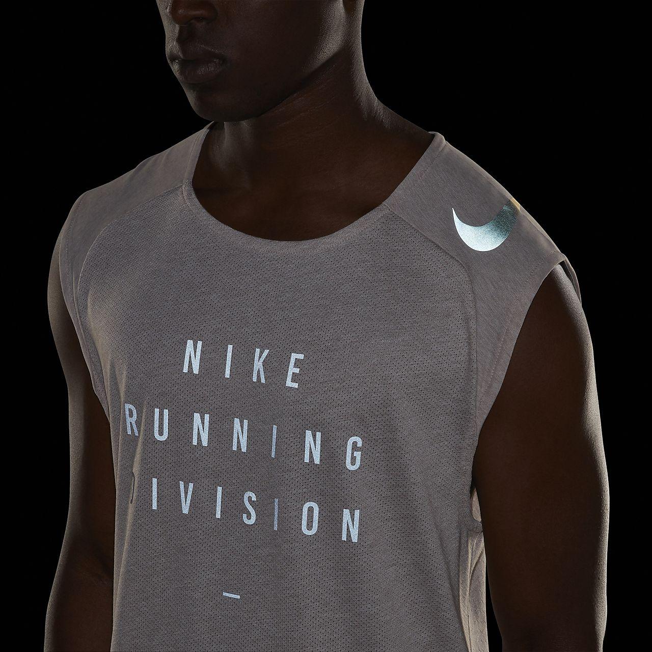 maglia nike running