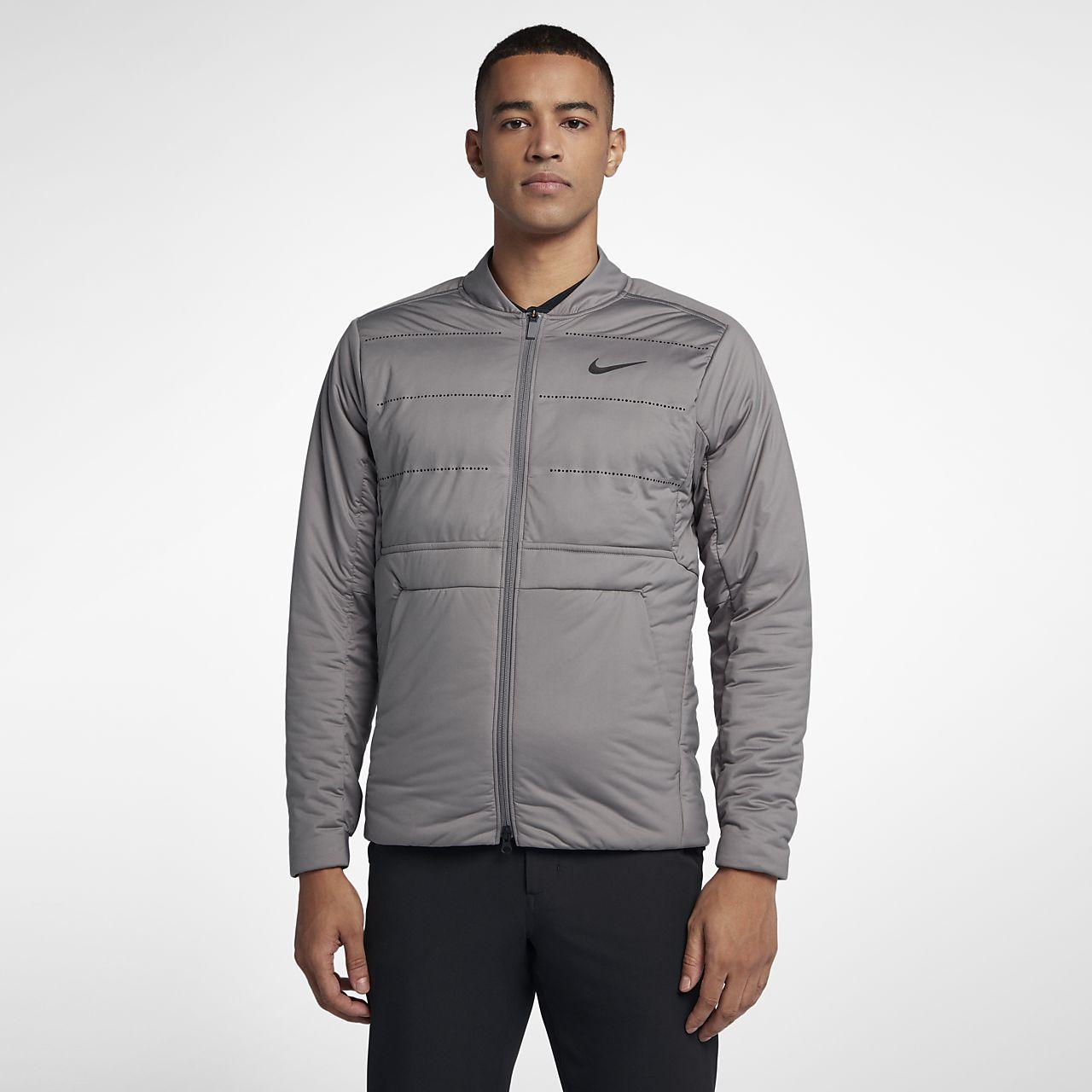 Nike AeroLoft-golfjakke til mænd