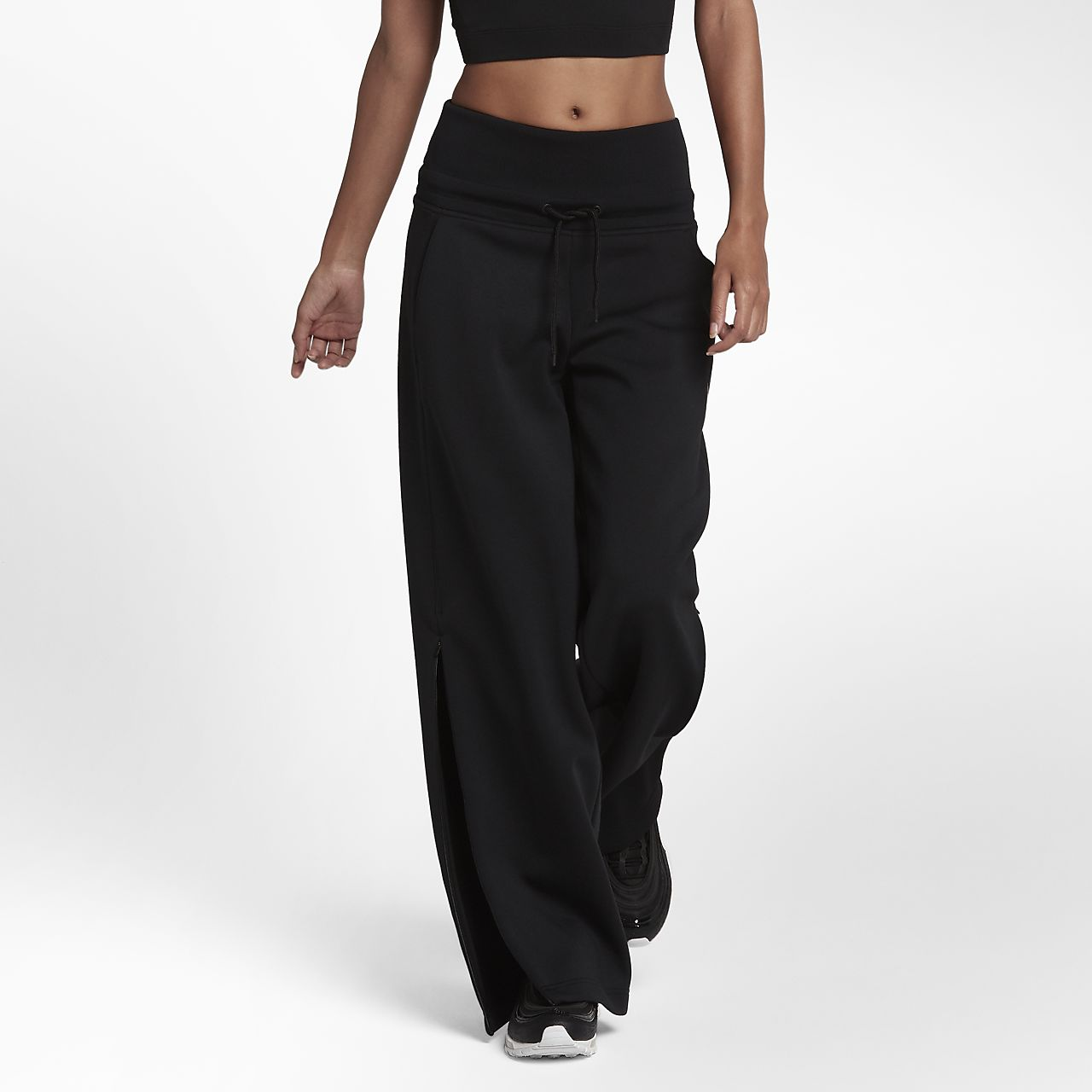 new concept 30e91 98103 NikeLab Essentials Wide-Leg Women's Trousers