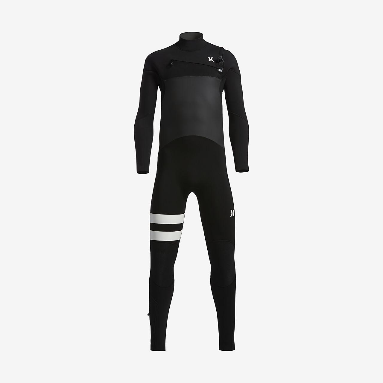 Neoprenový oblek Hurley Advantage Plus 4/3mm Fullsuit pro větší děti (chlapce)