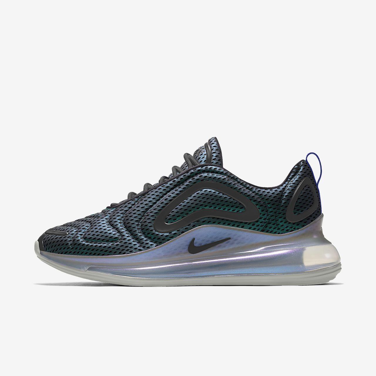 Nike Air Max 720 By You tilpasset sko til herre