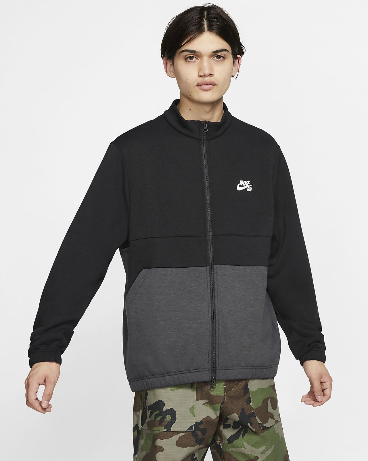 Veste de survêtement de skateboard Nike SB Dri-FIT pour Homme