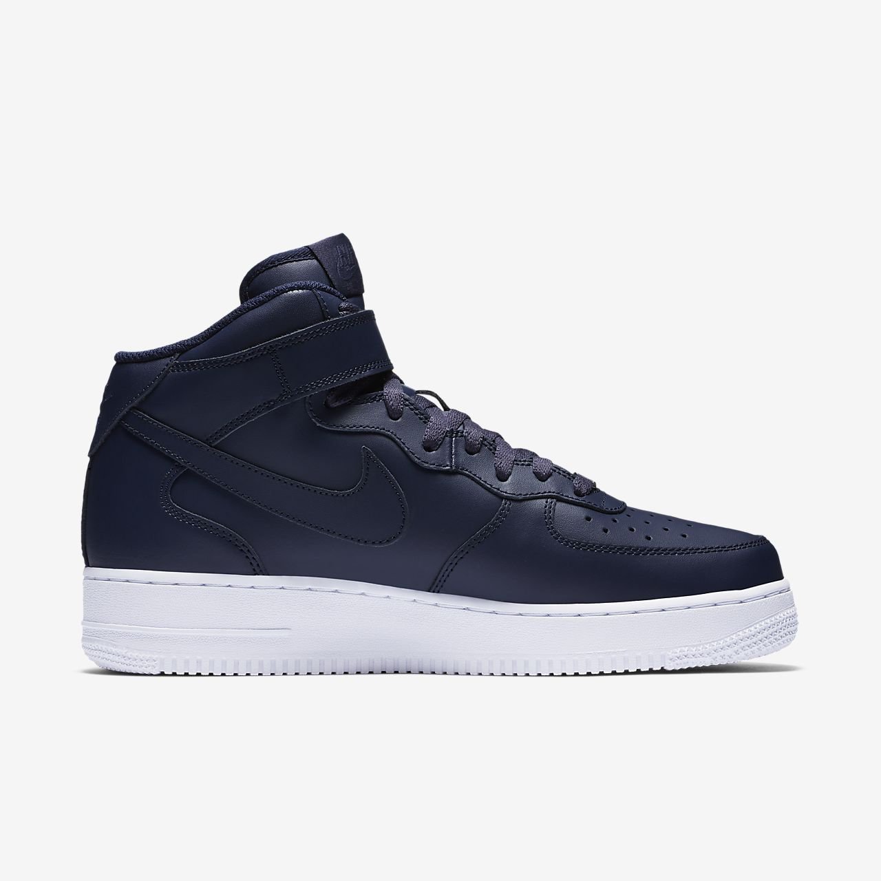 nike scarpa air force 1 mid sneaker uomo