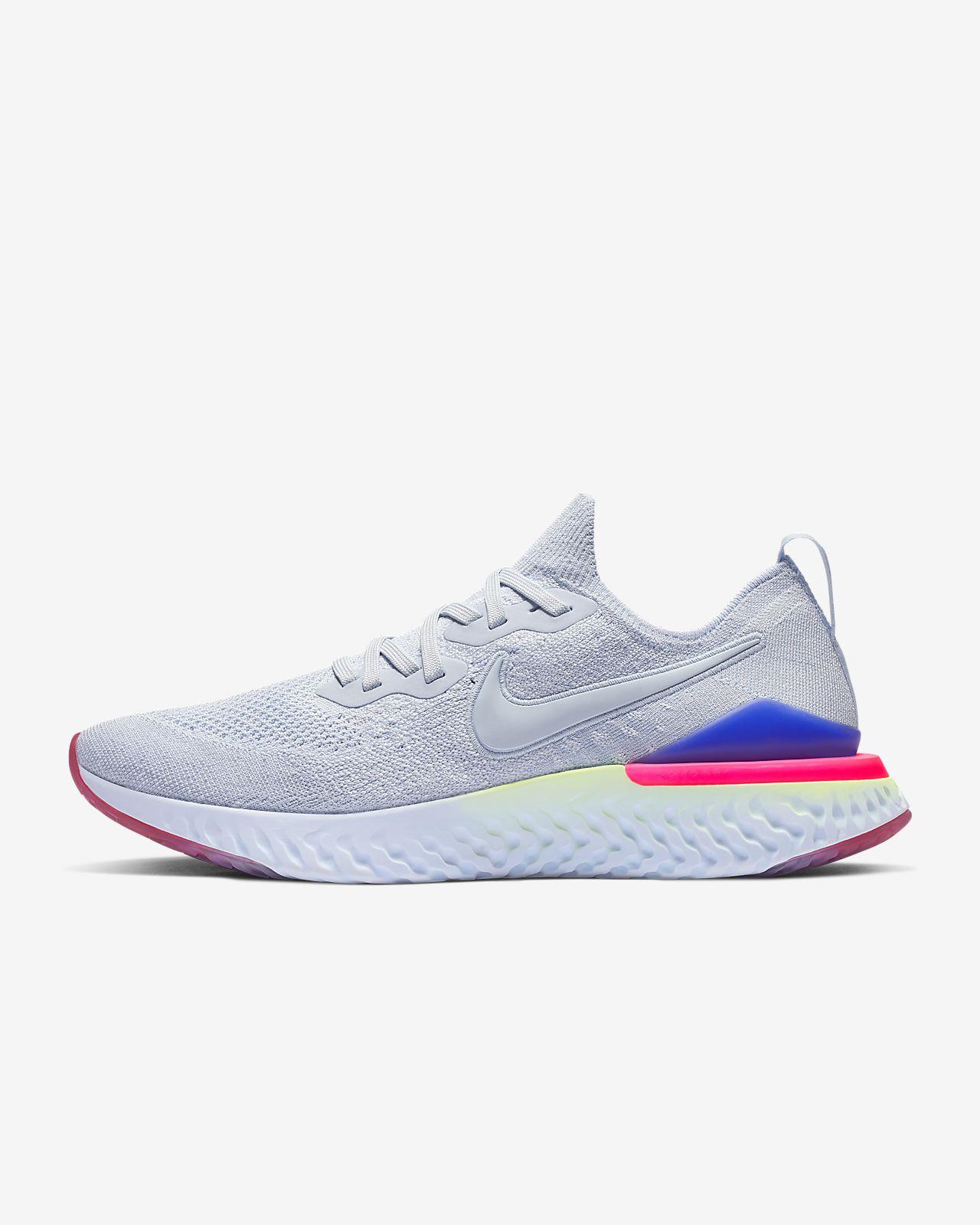 Nike Epic React Flyknit 2 løpesko til herre