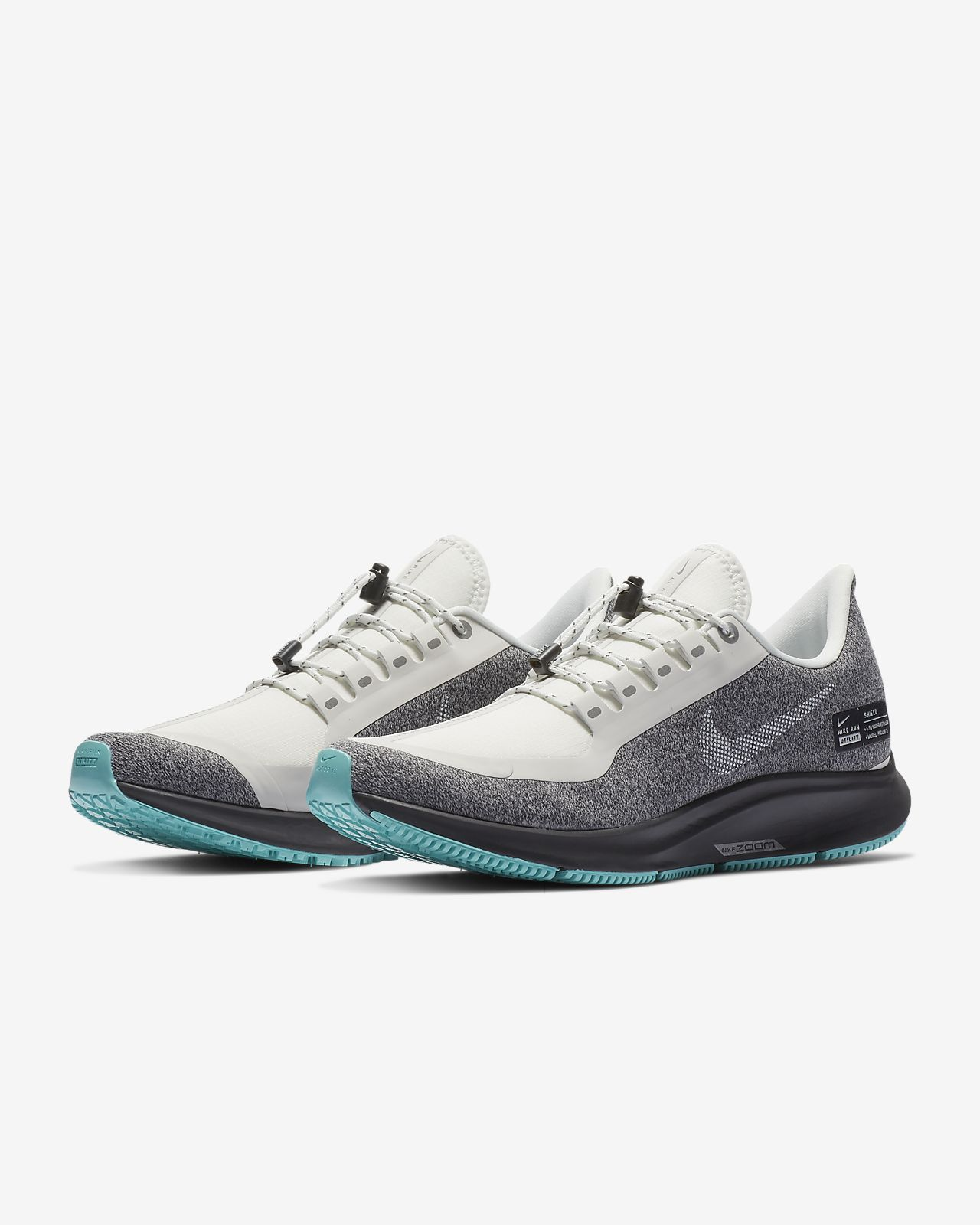 outlet store a0a8c 4594e ... Nike Air Zoom Pegasus 35 Shield Water-Repellent Women s Running Shoe