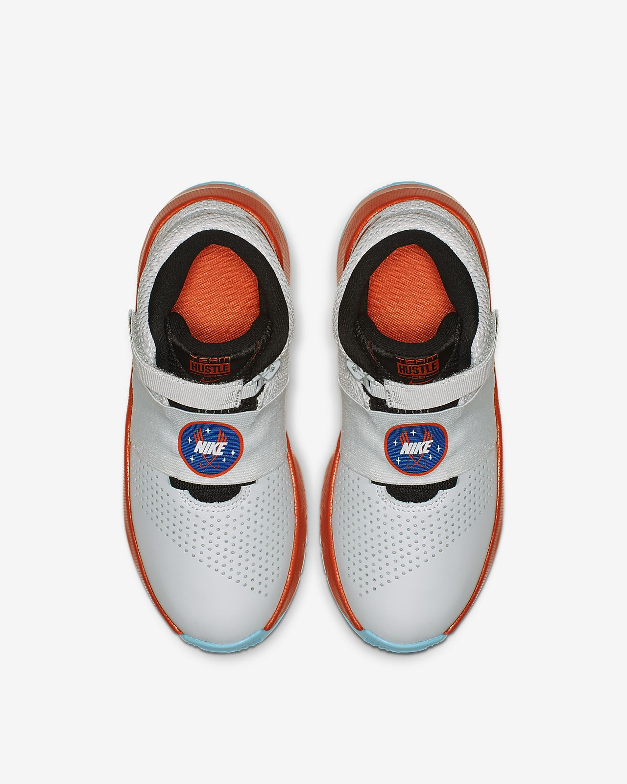 23ccd2d1cf751 Nike Team Hustle D 8 FlyEase Older Kids' Basketball Shoe. Nike.com CA
