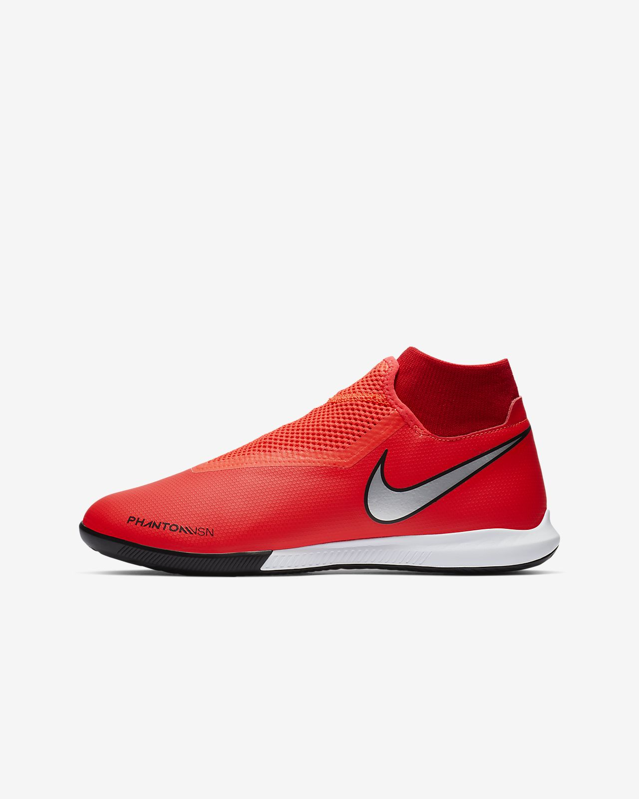 Indoor Court Football Shoe. Nike PhantomVSN Academy Dynamic Fit Game Over IC b6577e8ec