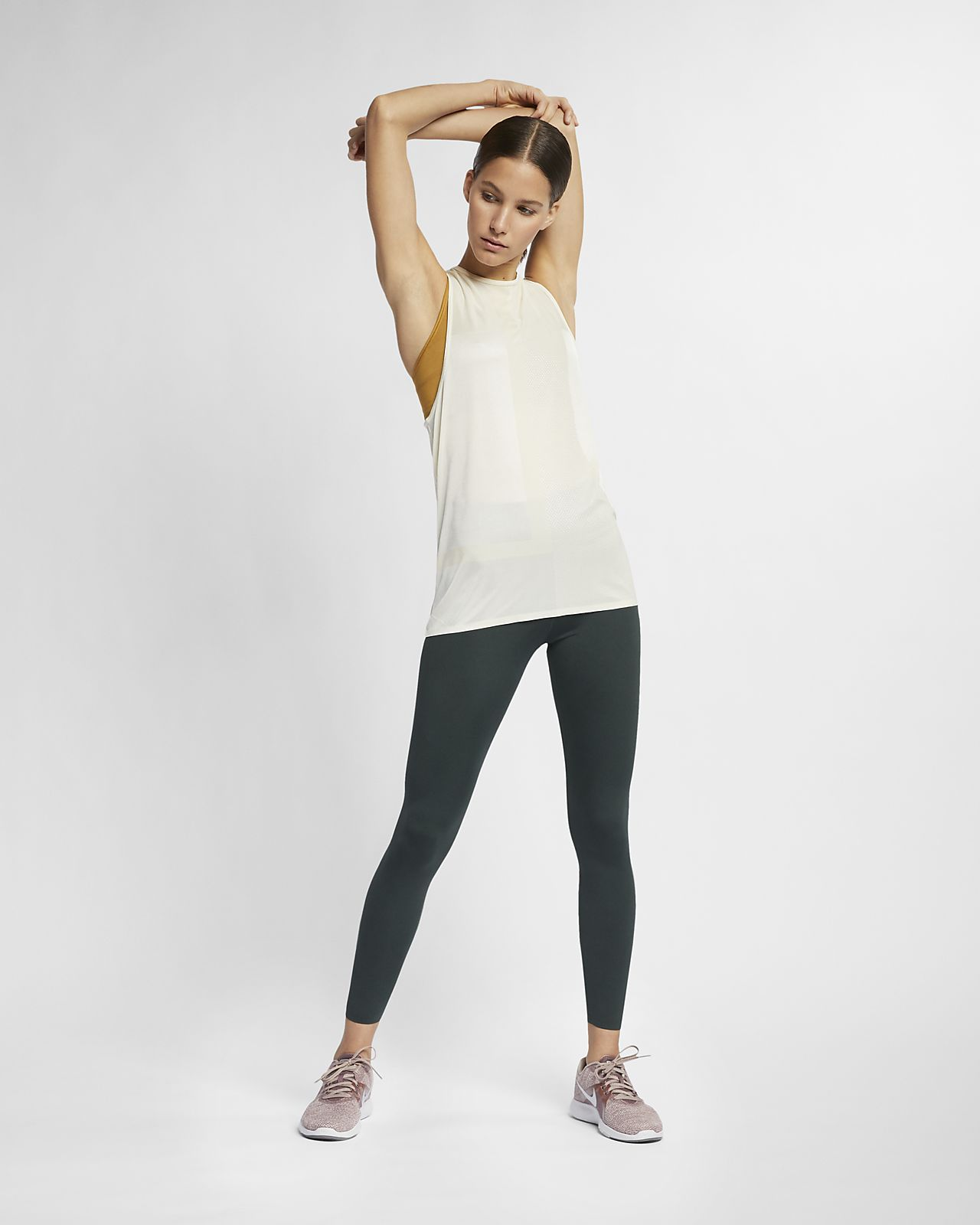 Canotta De Entrenamiento Punto Nike Donna Da qUzVpGSM