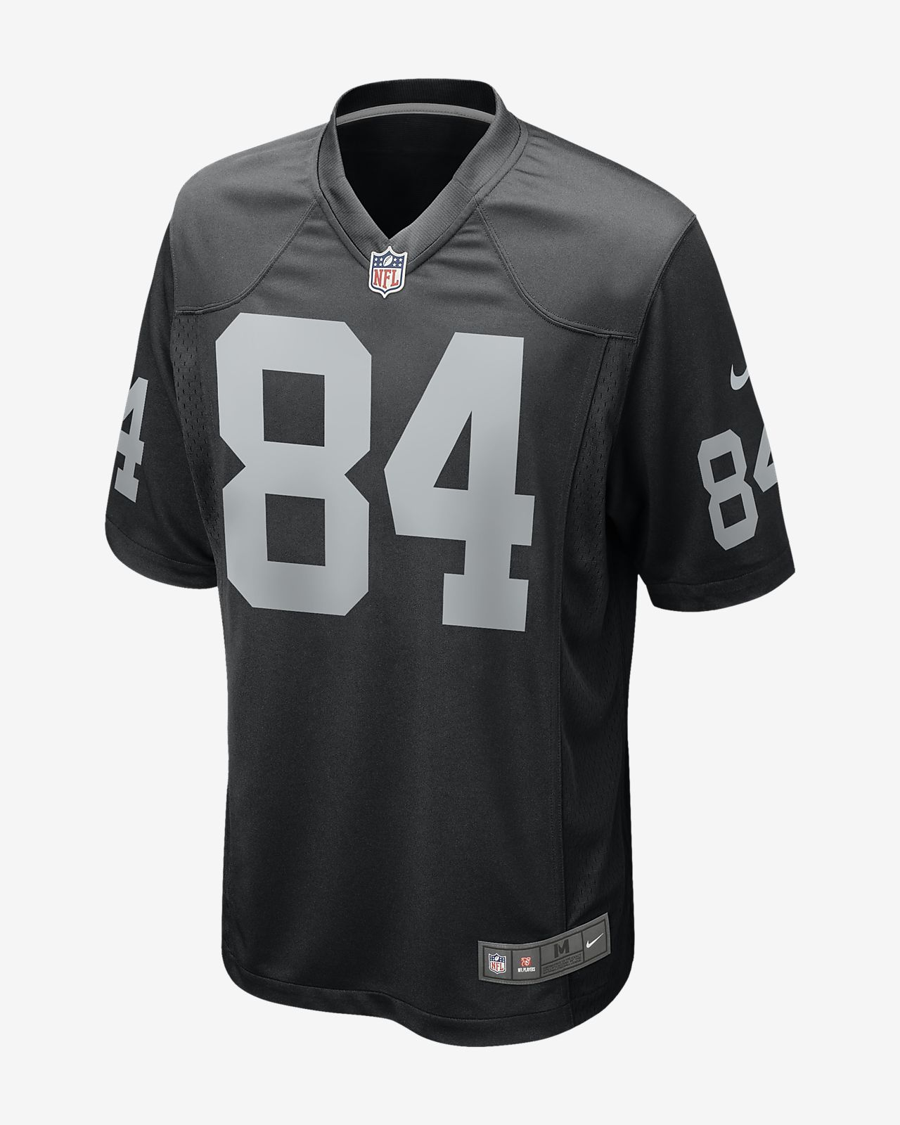 NFL Oakland Raiders (Antonio Brown) Men's Game American Football Jersey