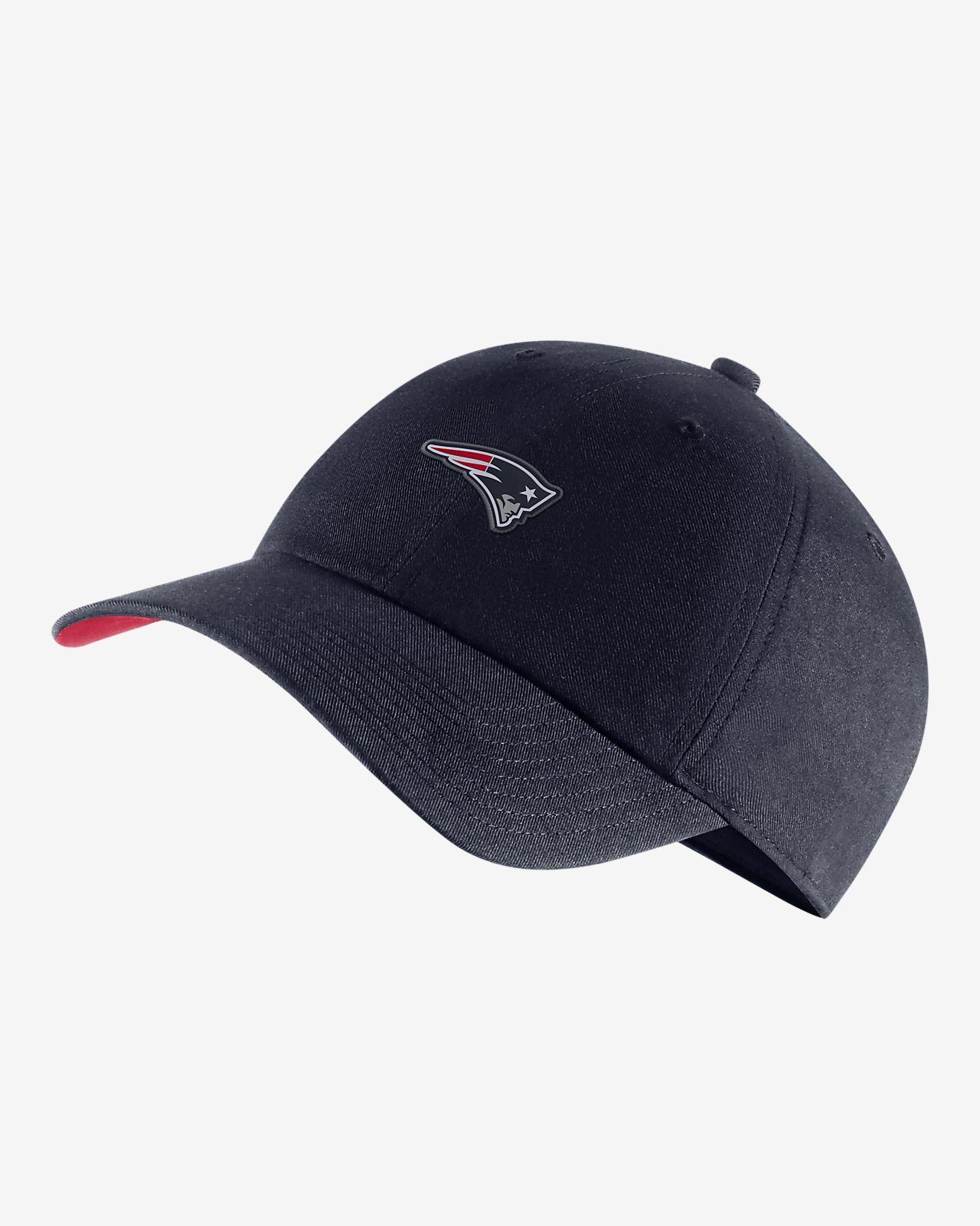 bfd871f5f67 Nike Heritage86 (NFL Patriots) Adjustable Hat. Nike.com GB