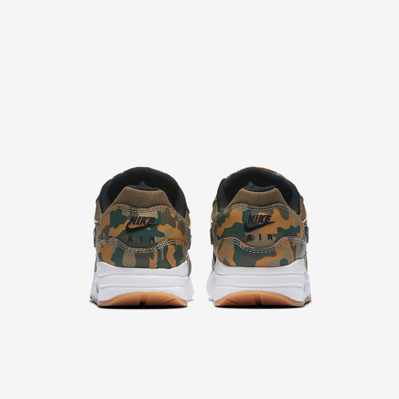 Calzado para niños talla grande Nike Air Max 1 Print. Nike.com MX 515be5b51dd