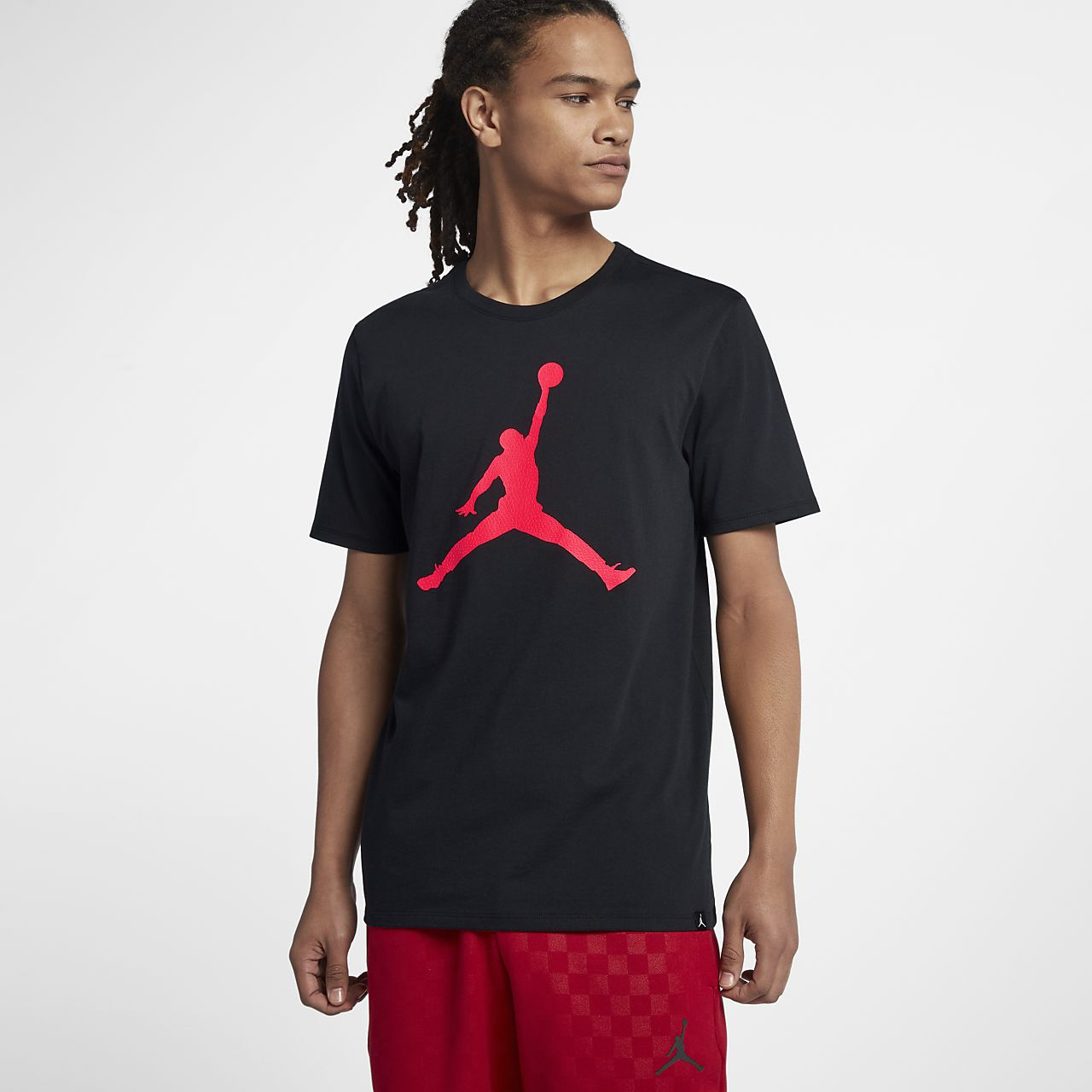 ... Jordan Sportswear Iconic Jumpman Men's T-Shirt