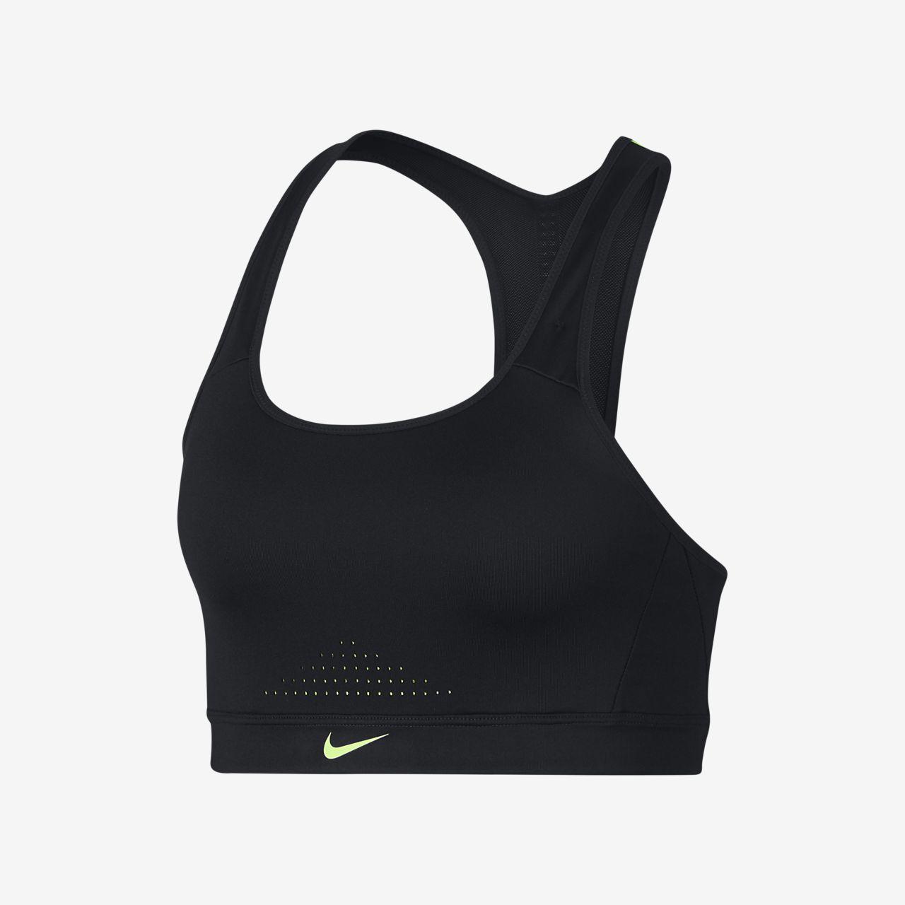 Sujetador deportivo de sujeción alta para mujer Nike Impact