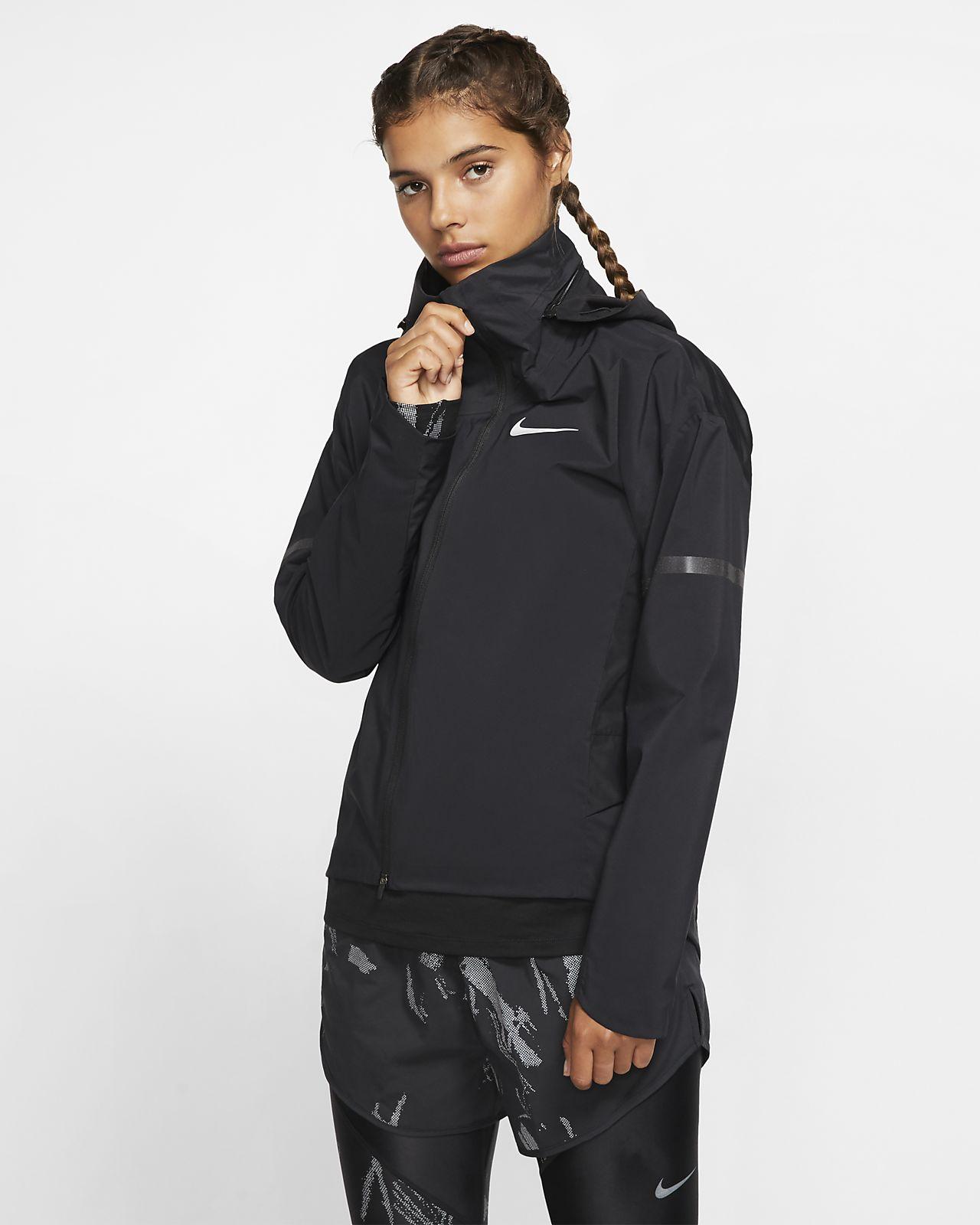 Nike AeroShield Women's Hooded Running Jacket