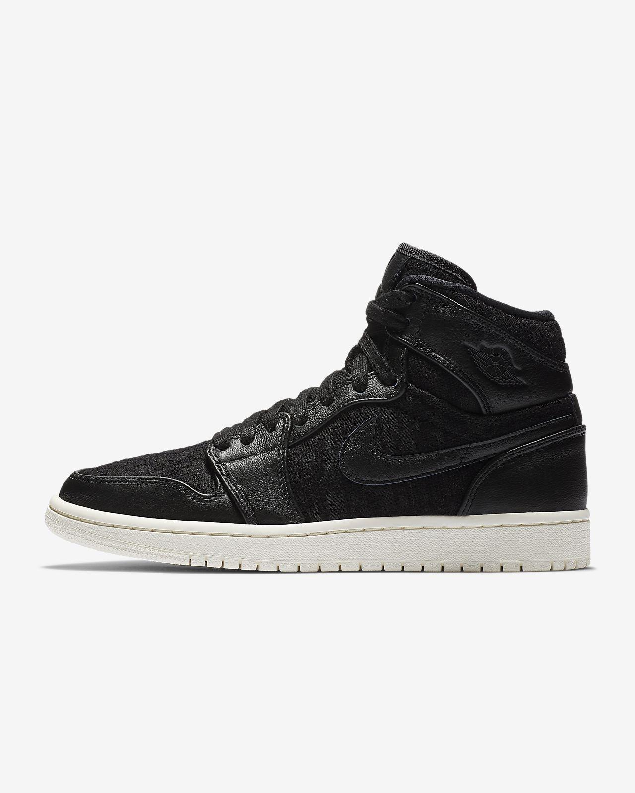 Dámská bota Air Jordan 1 Retro High Premium. Nike.com CZ 8c2117f3f6
