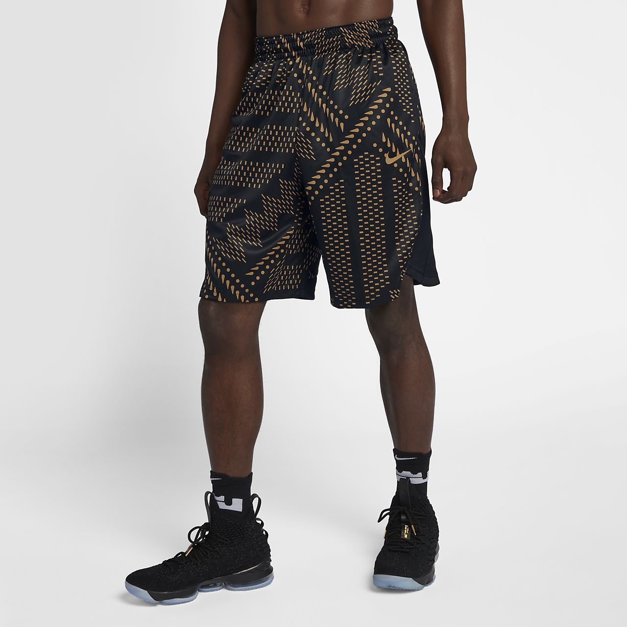Nike LeBron Dri-FIT Elite Mens 10