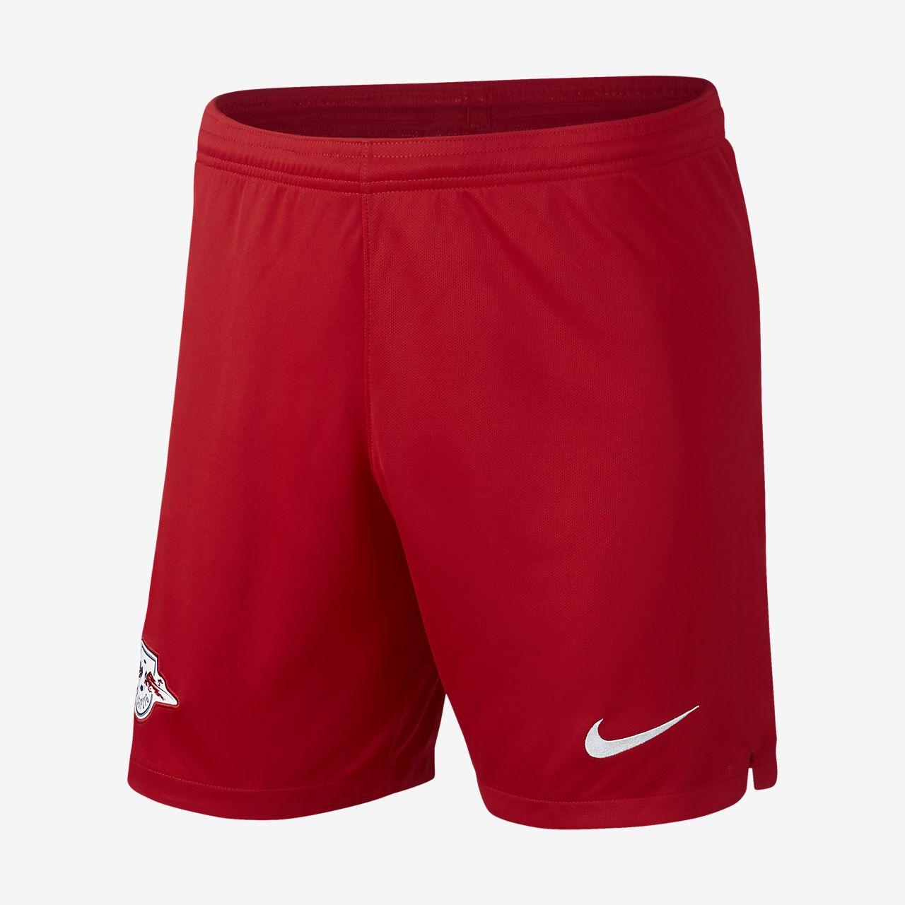 2018 19 RB Leipzig Stadium Home Away Men s Football Shorts. Nike.com SI 292e1b83c