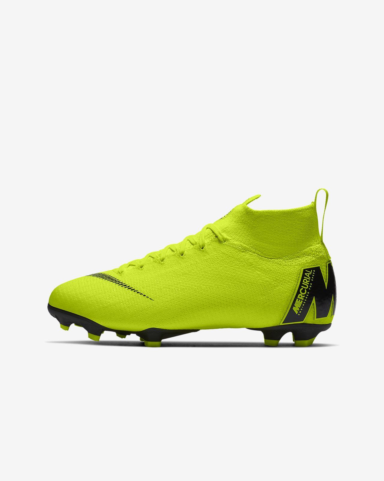 ... Scarpa da calcio per terreni duri Nike Jr. Superfly 6 Elite FG - Ragazzi 1616bfc7883