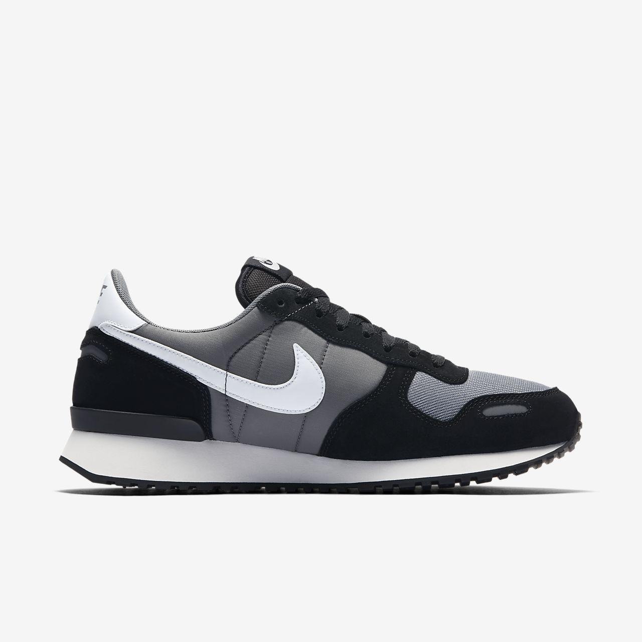 fe02d58d2cc Nike Air Vortex Leather Shoes Grey Xga15h9i